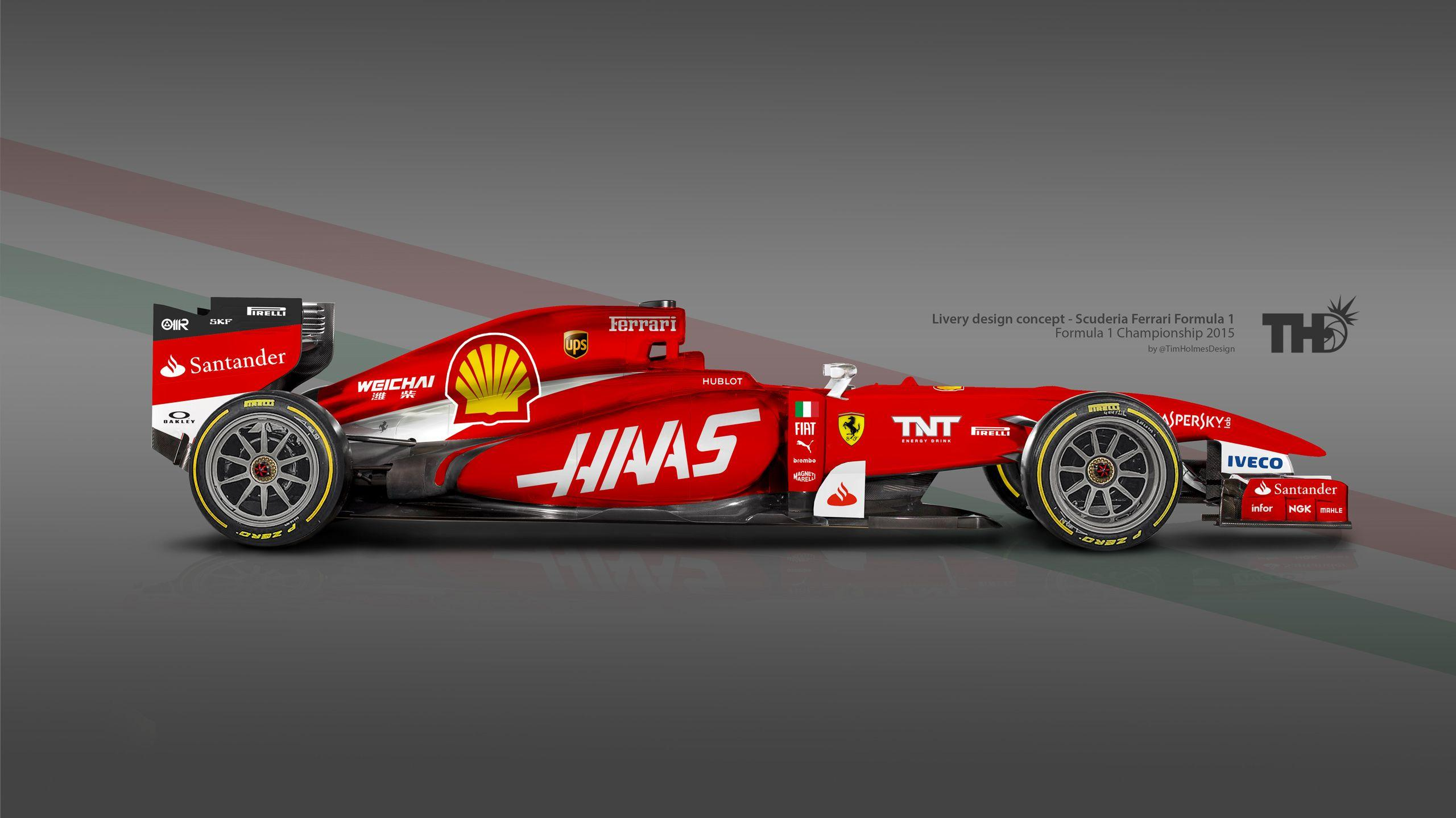 Ferrari Formula 1 2015 Wallpaper | HD Car Wallpapers