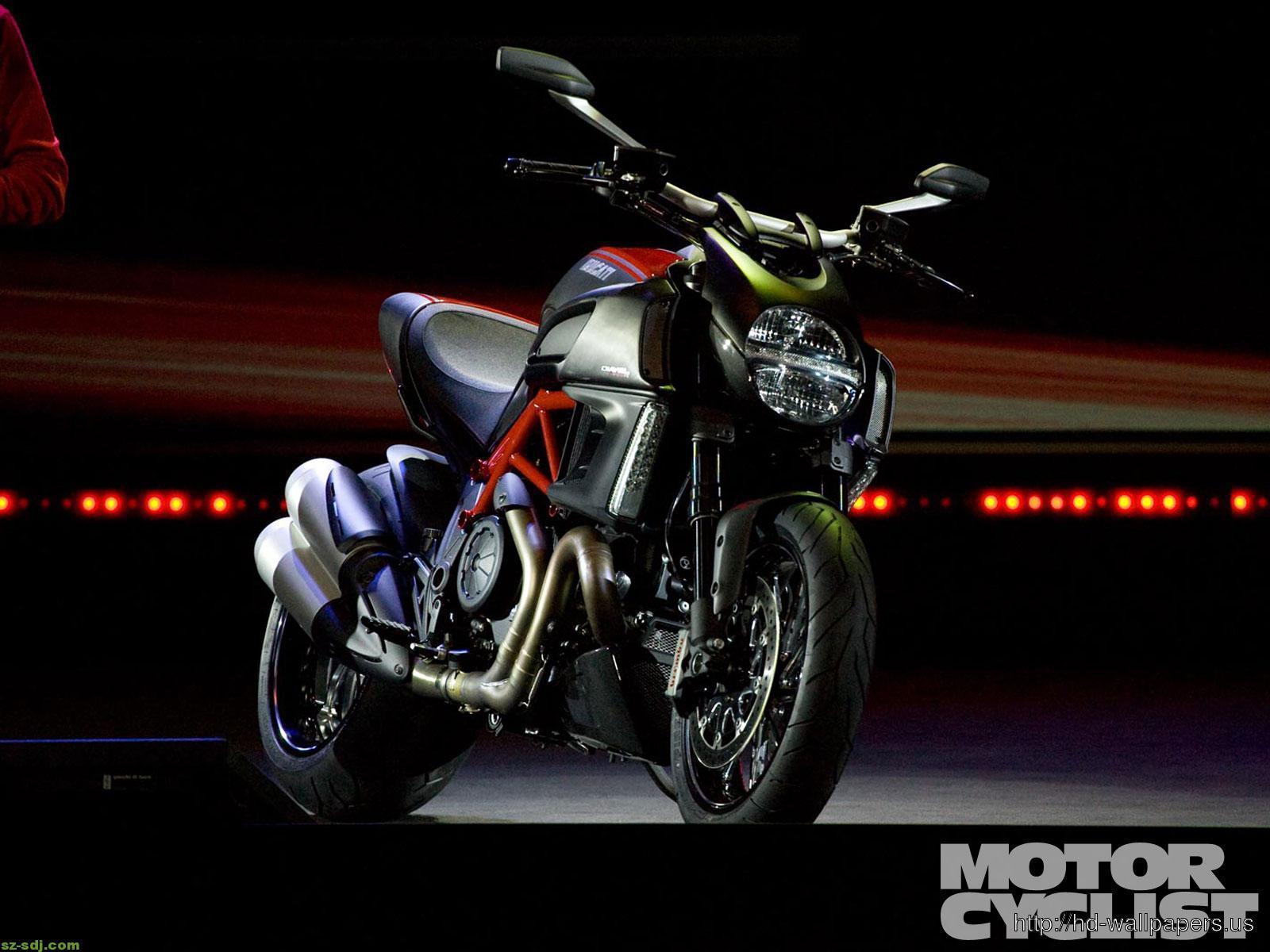 Ducati Diavel Motosport Wallpaper Hd Free Download HD Wallpapers