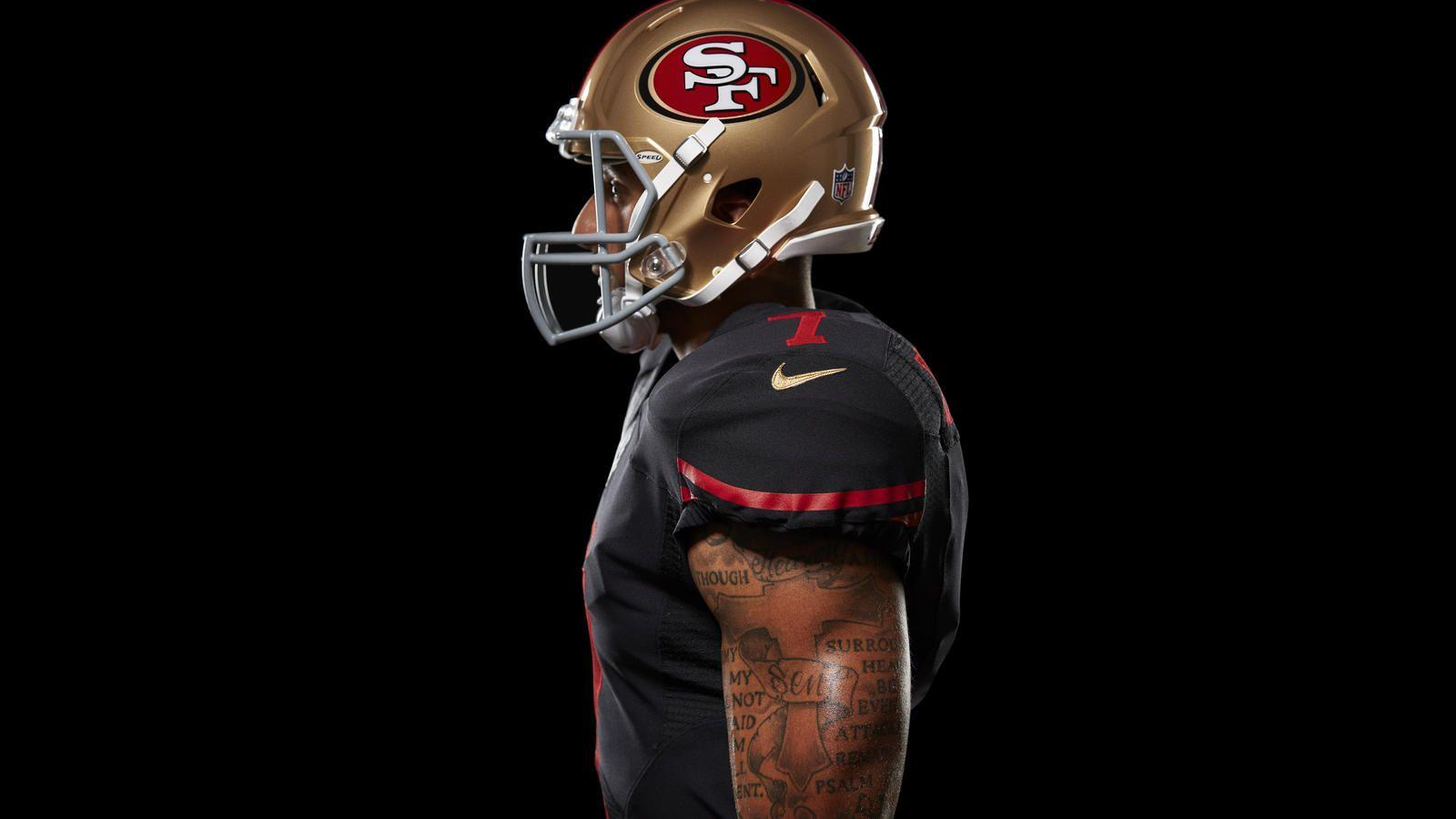 Nike News - All Black Everything: The San Francisco 49ers New ...