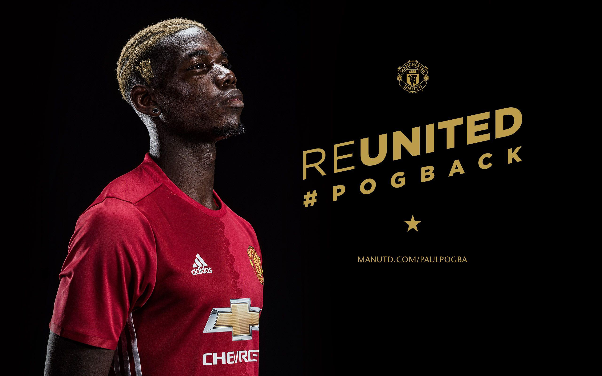 Paul pogba manchester united wallpapers wallpaper cave new signings wallpapers official manchester united website voltagebd Choice Image