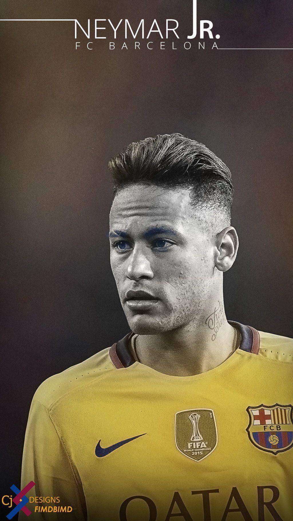 <b>Neymar</b> head in Barcelona jersey - <b>Neymar Wallpapers</b>