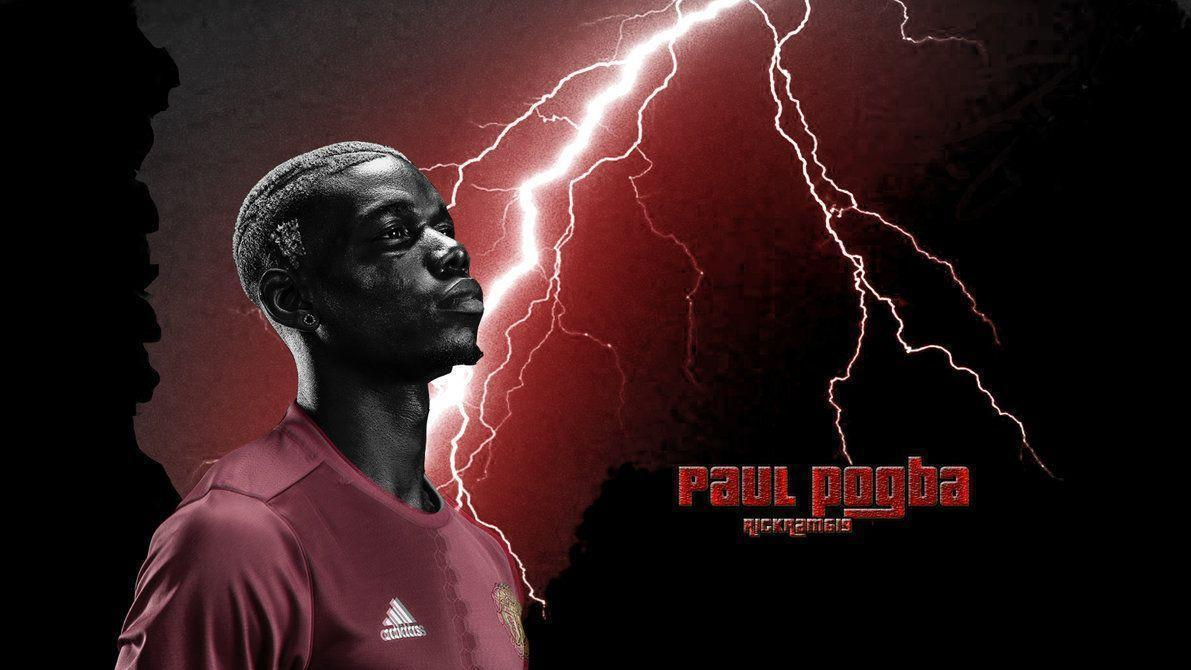 Paul Pogba Manchester United Wallpapers