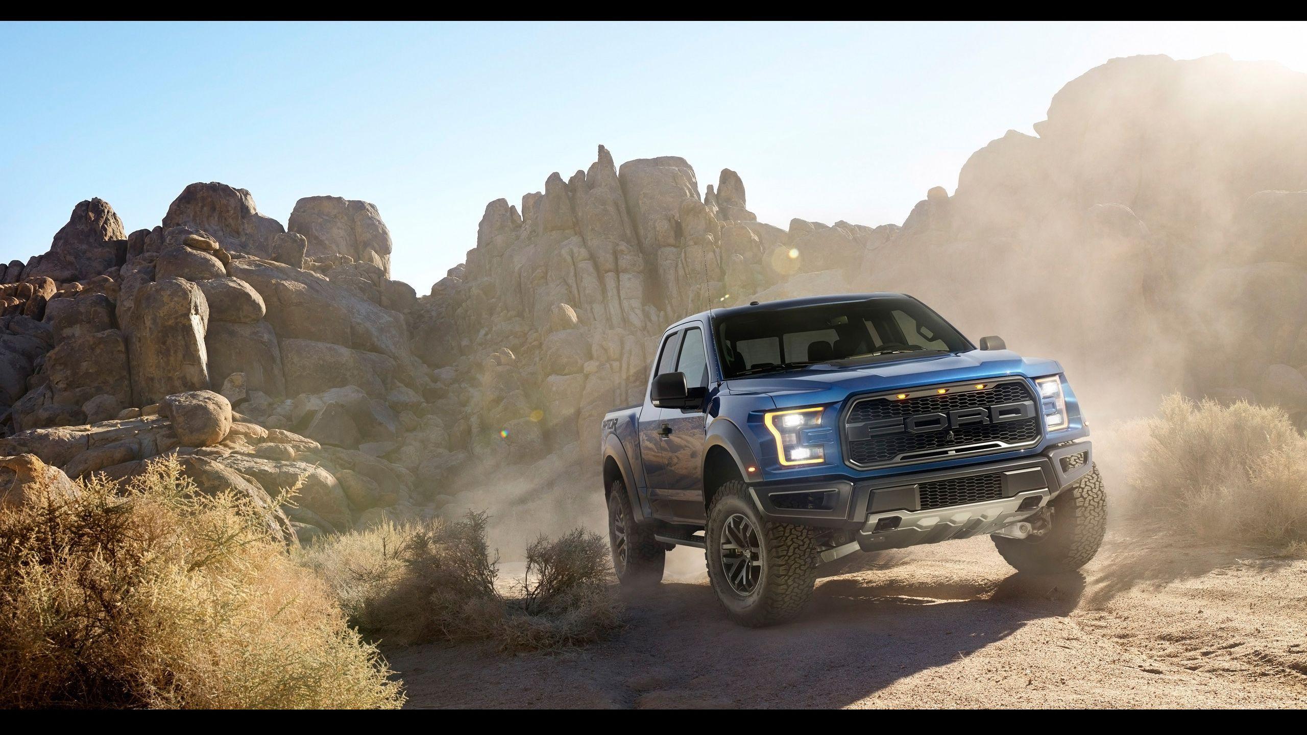 2017 Ford F 150 Raptor Wallpaper | HD Car Wallpapers | ID #5046