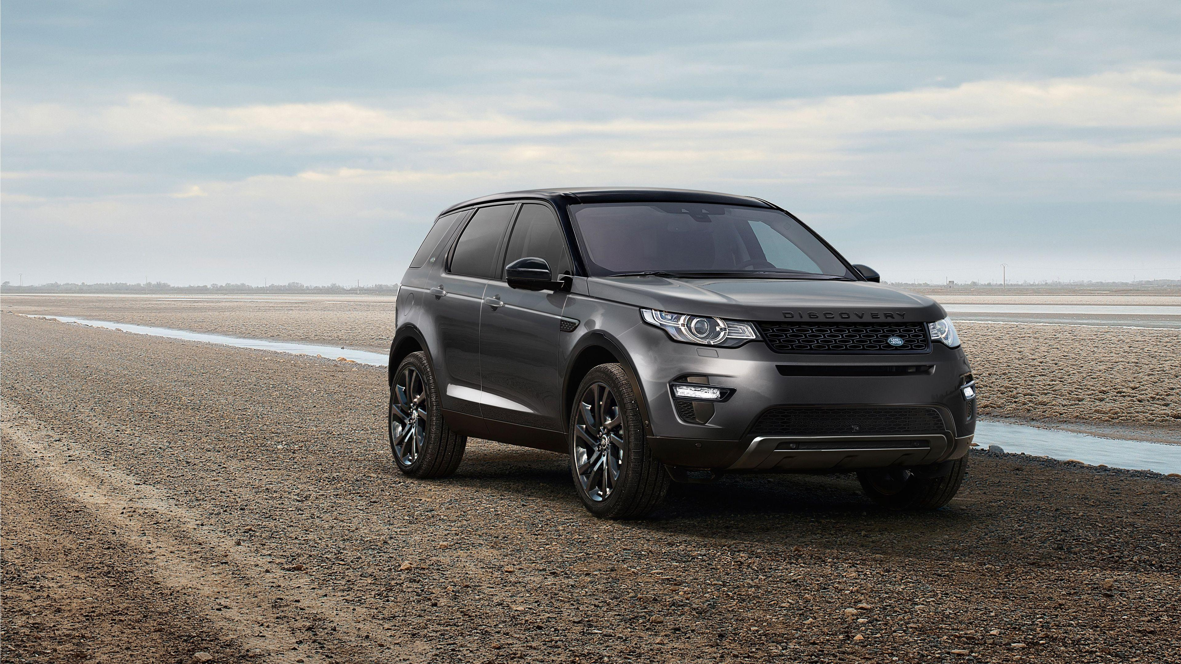 2017 Land Rover Discovery Sport 4K Wallpaper | HD Car Wallpapers