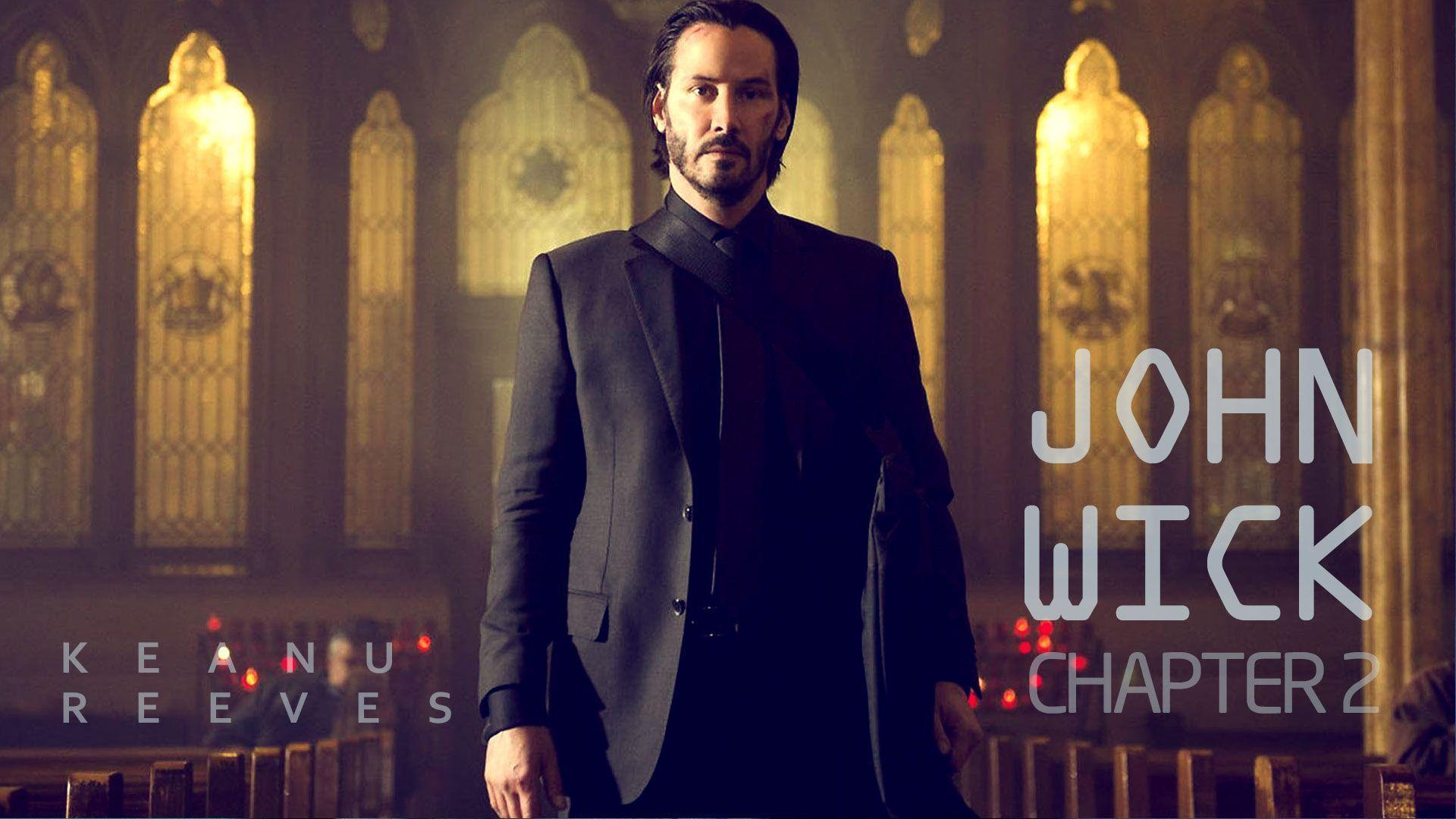 John Wick: Chapter Two Movie wallpapers HD film 2017 poster image