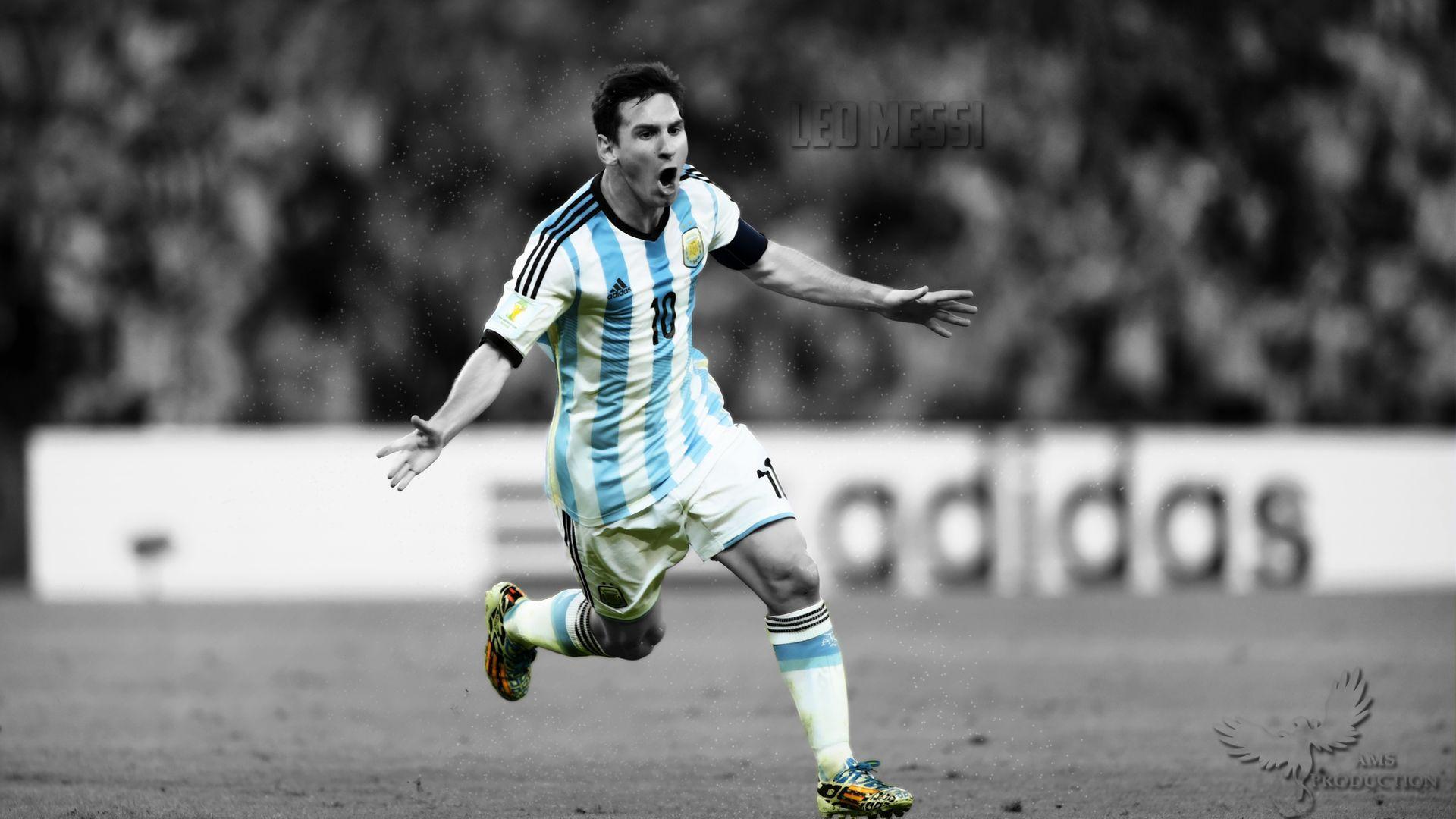 Messi Argentina Wallpapers - Wallpaper Cave