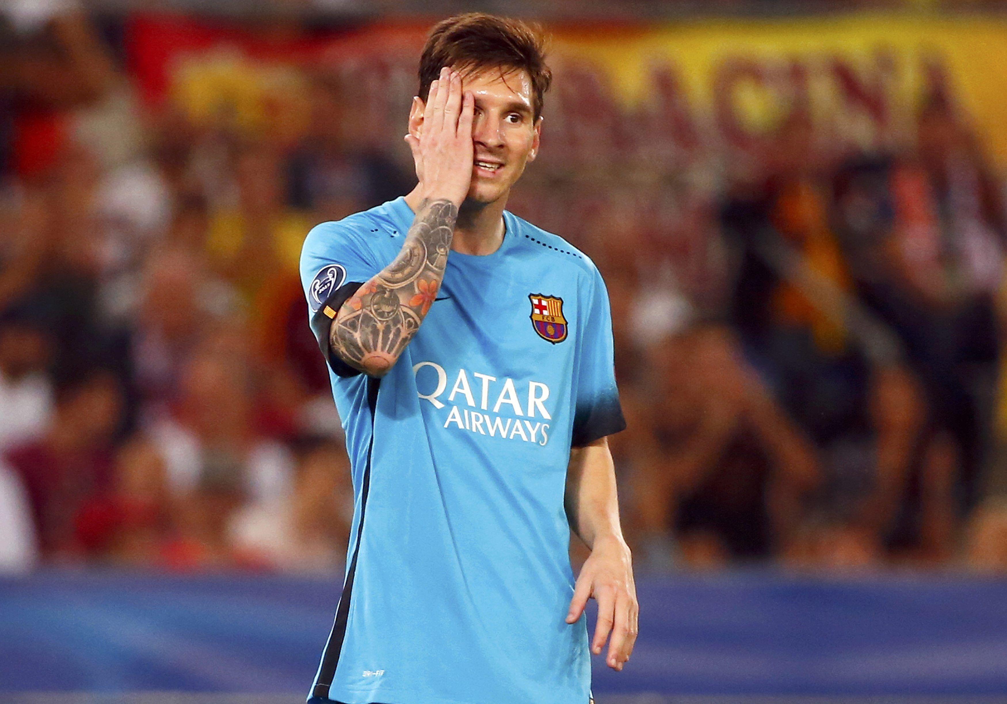 Messi 2017 Wallpapers - Wallpaper Cave