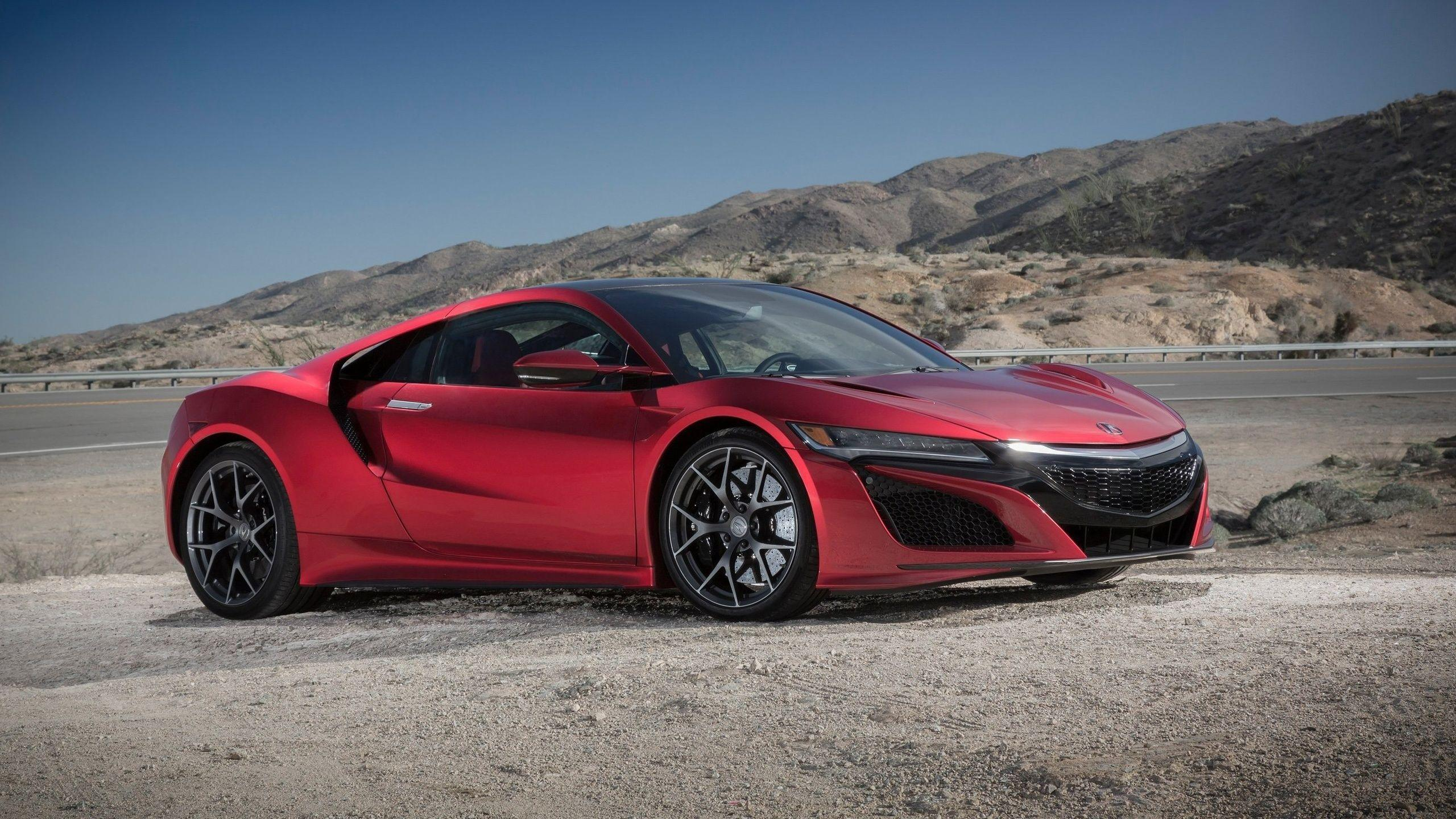 Acura NSX 2017 UHD Wallpapers