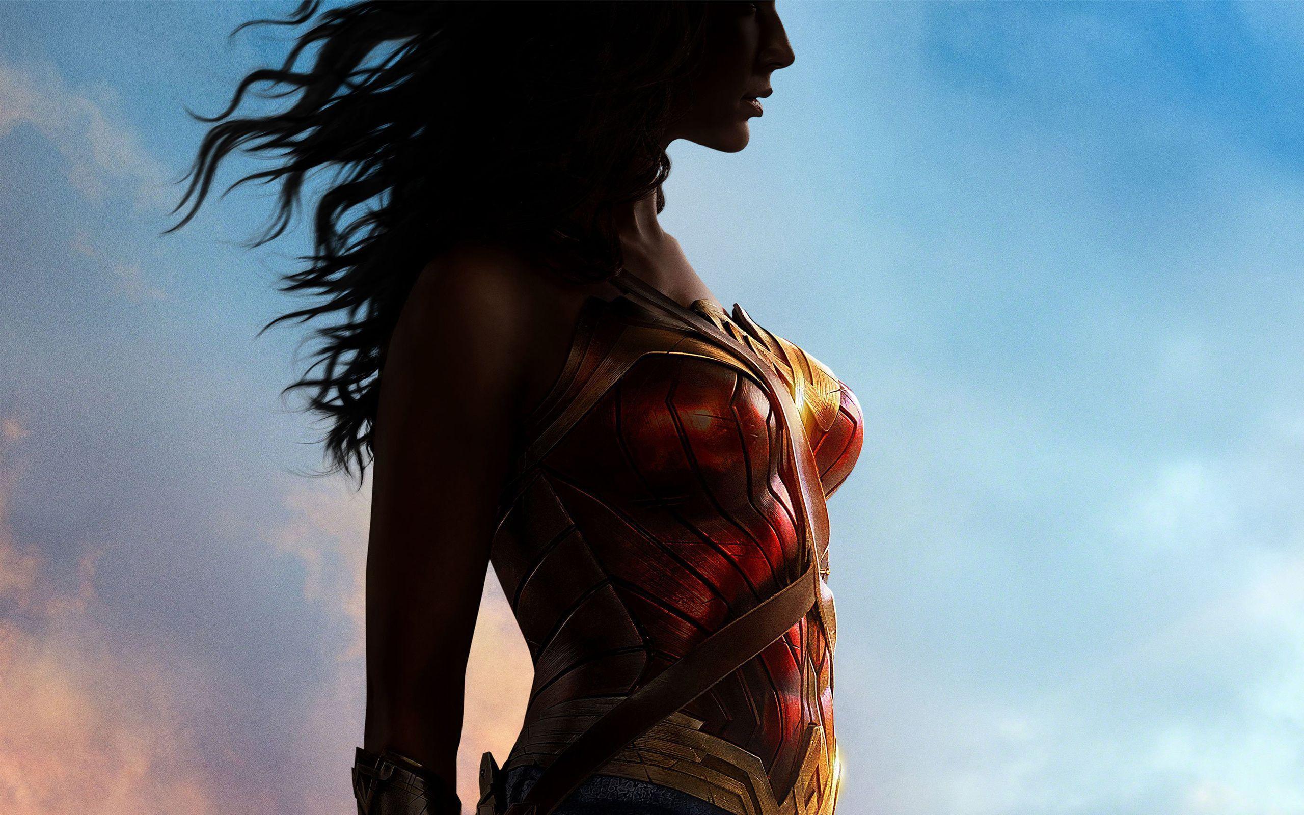 Wonder Woman Movie Wallpaper 1