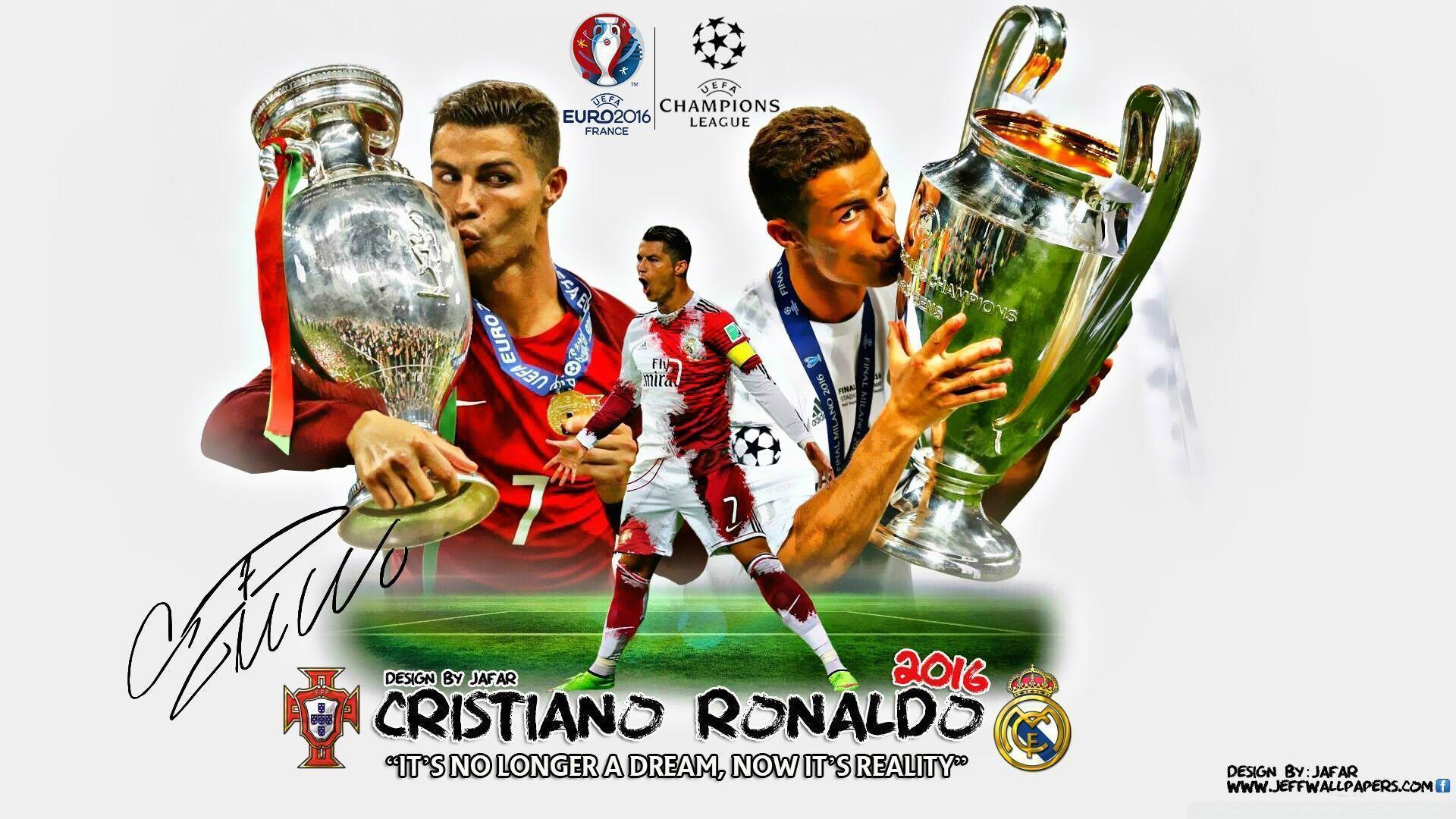 Cristiano Ronaldo 2017 Wallpapers - Wallpaper Cave