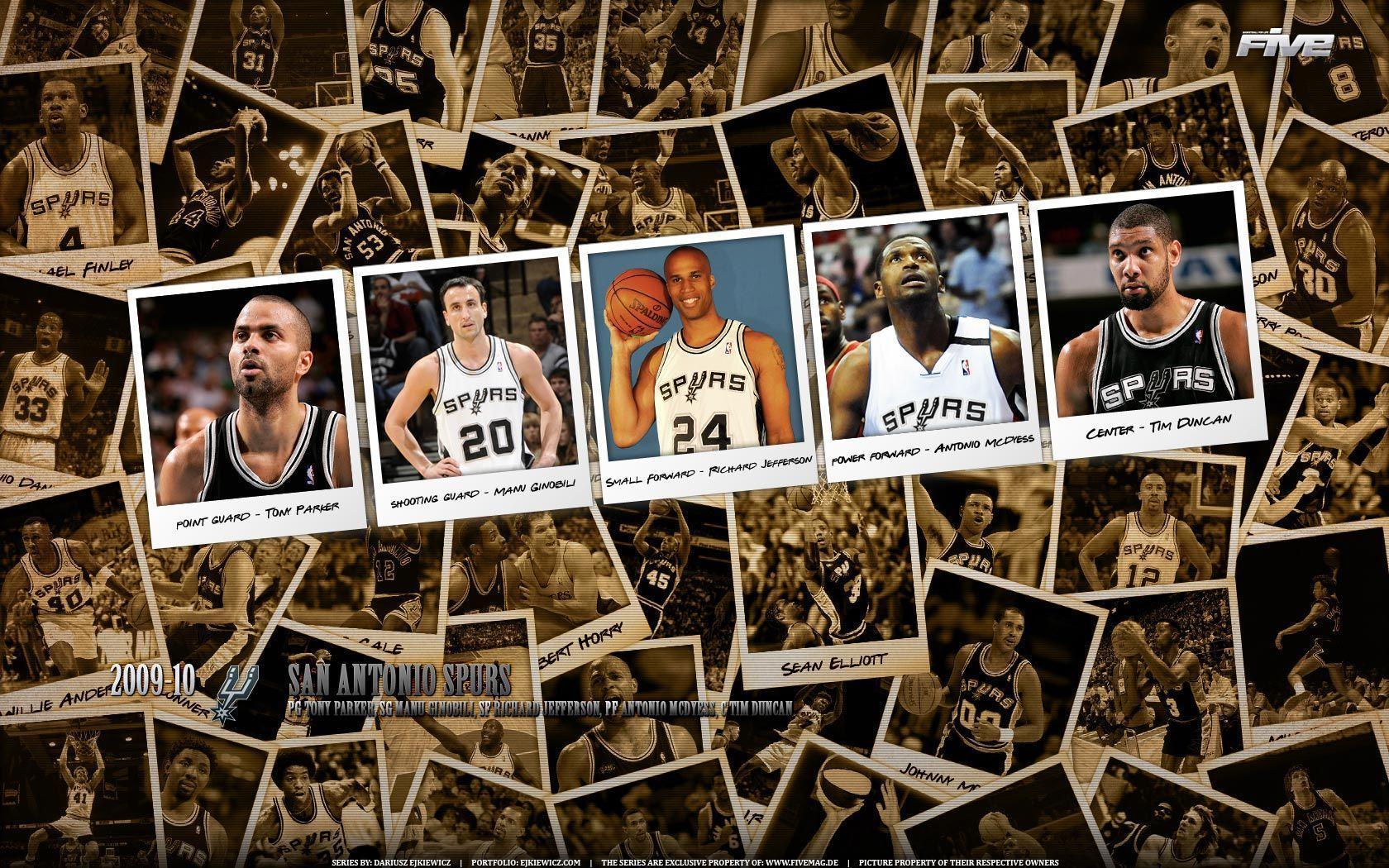 San Antonio Spurs Wallpapers | Basketball Wallpapers at ...