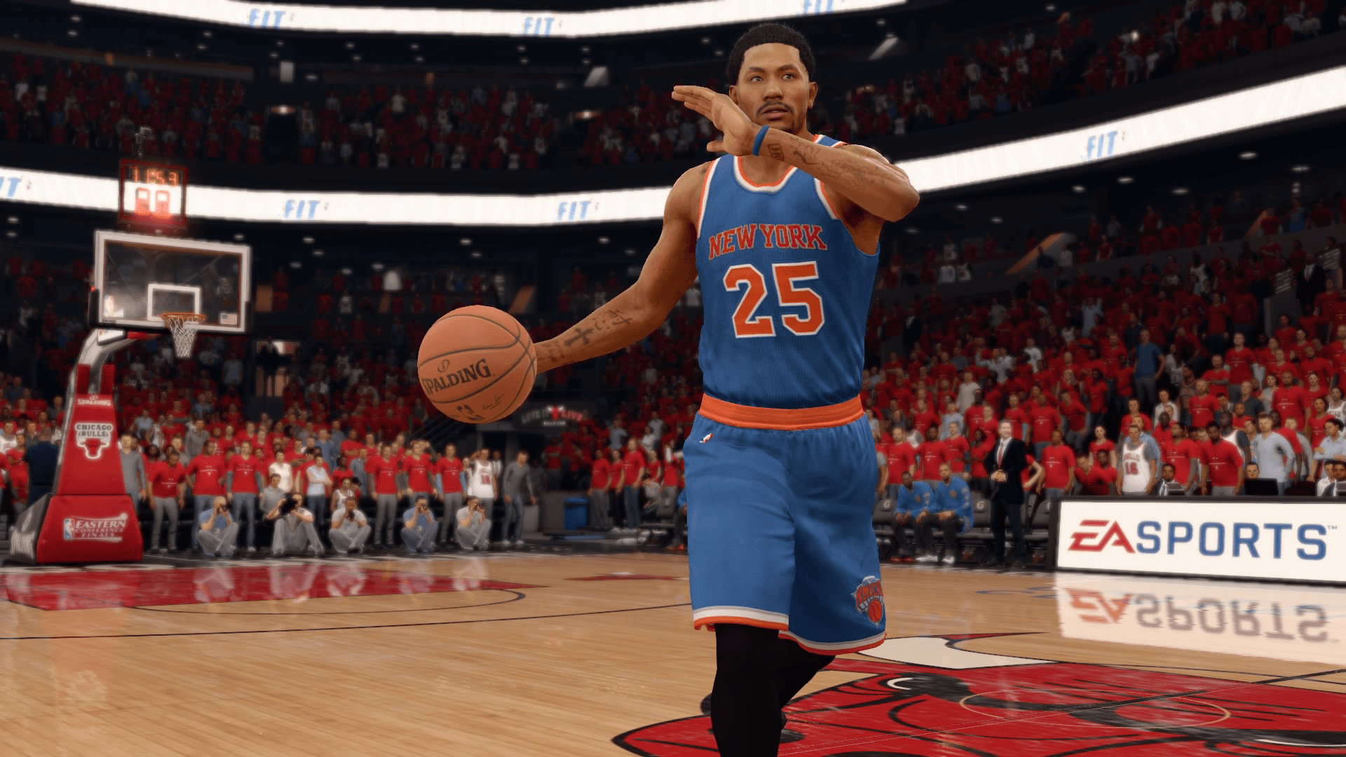 Monday Tip-Off: Should NBA Live 18 Be More Traditional? | NLSC