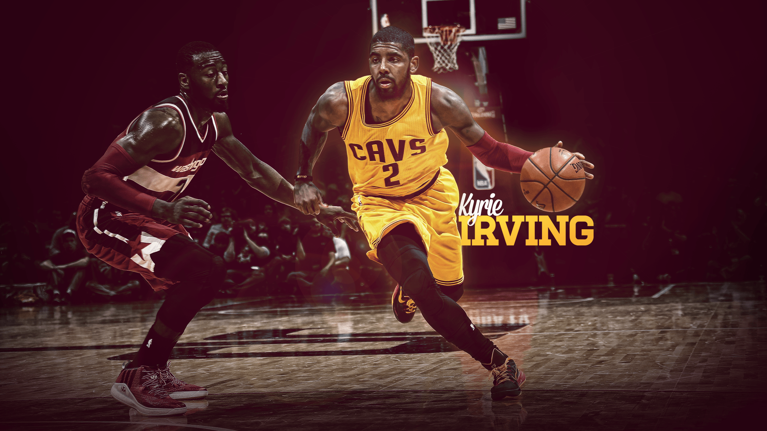 Kyrie Irving Wallpapers Wallpaper Cave