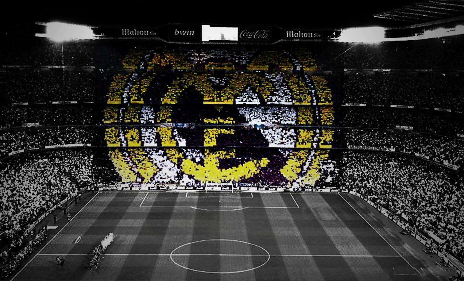 Real Madrid Santiago Bernabeu stadium wallpapers | HD Wallpapers ...