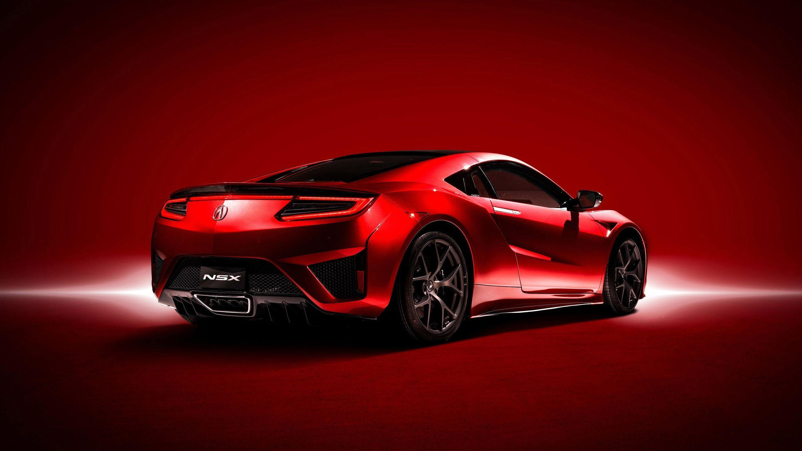 Acura NSX 2017 2 Wallpapers