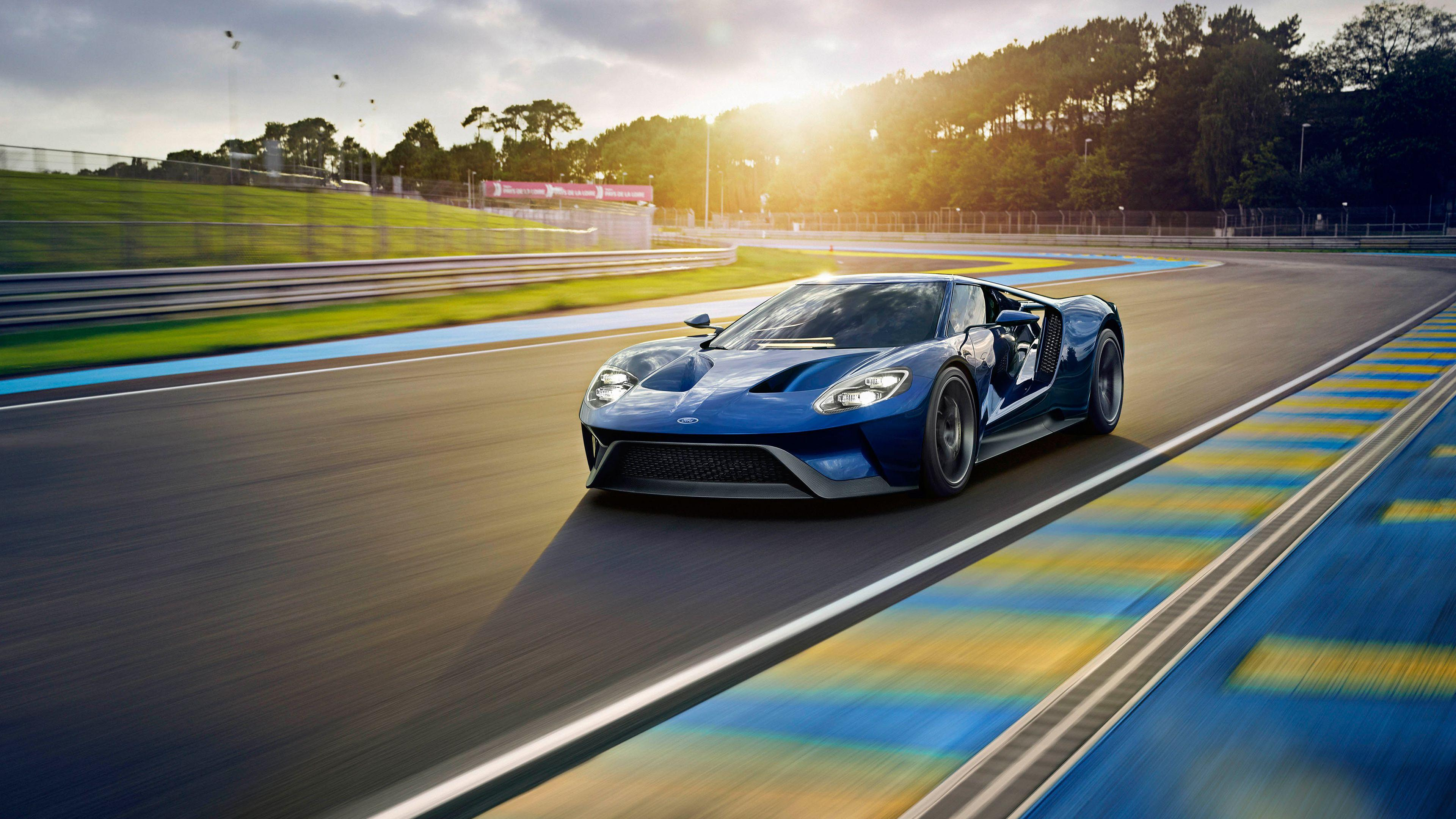 Ford Gt 2017 Wallpapers Wallpaper Cave