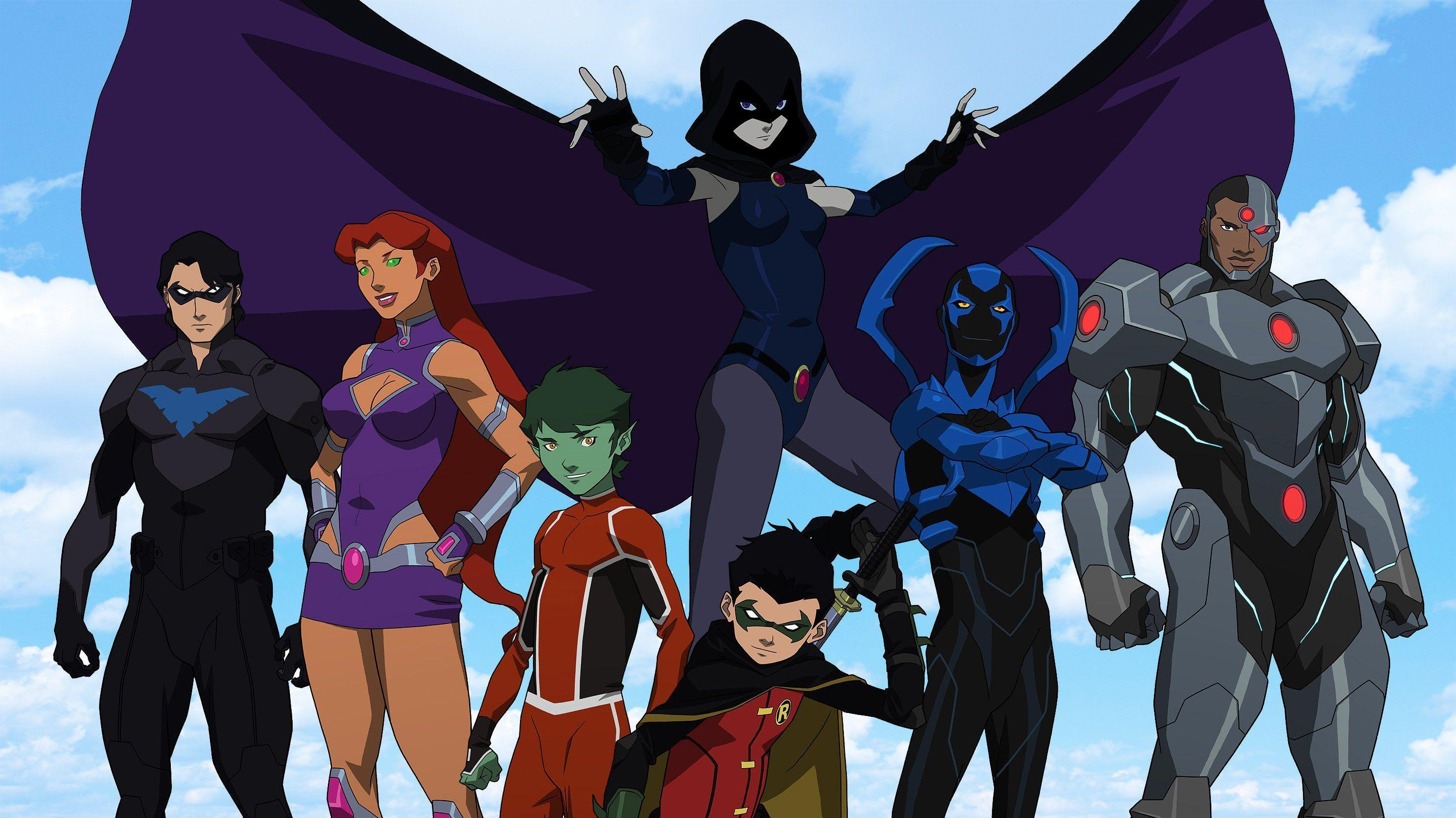 8 Beast Boy HD Wallpapers