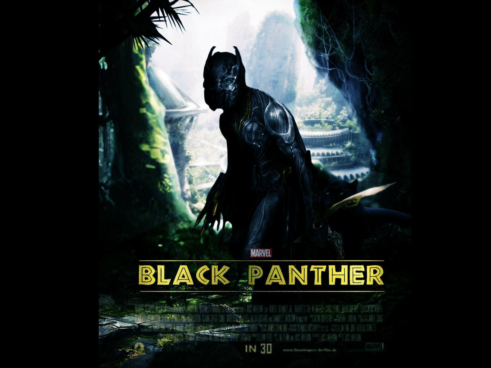 Black Panther HD Wallpapers