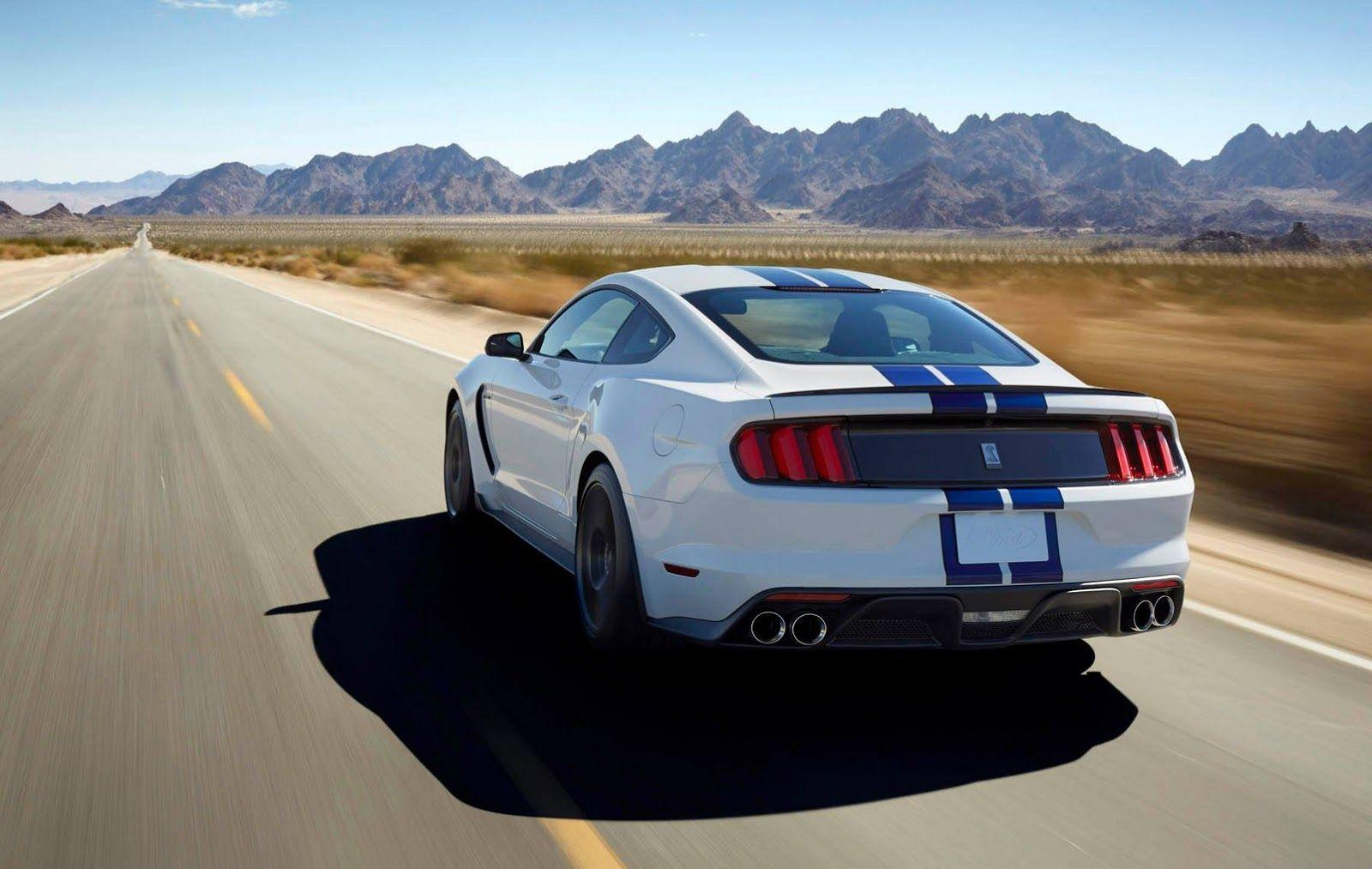 See Ford's New Mustang Shelby GT350 in 52 Photos and Videos