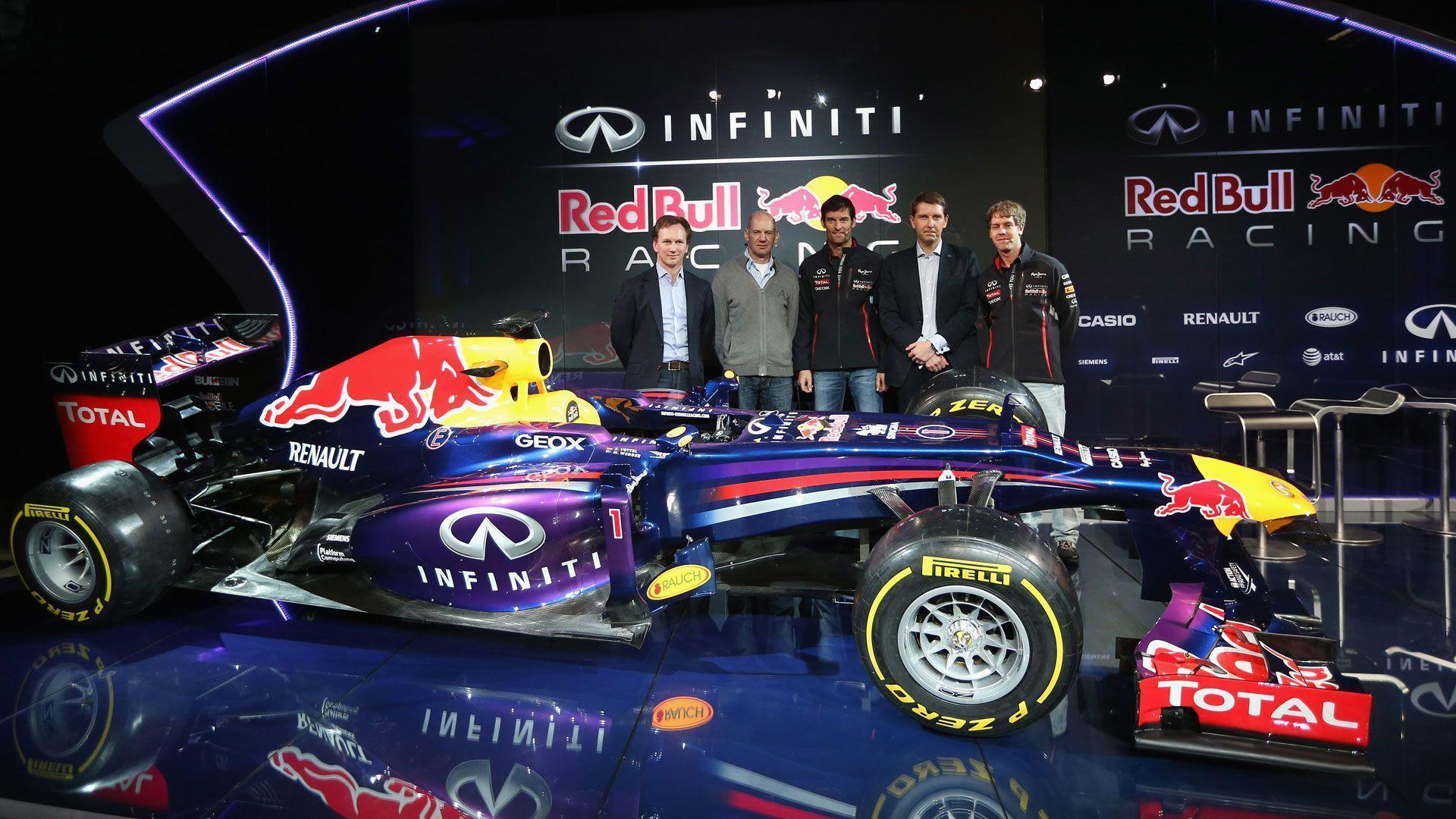 94 Red Bull Racing Rb14 Wallpapers On Wallpapersafari: Red Bull RB13 Wallpapers