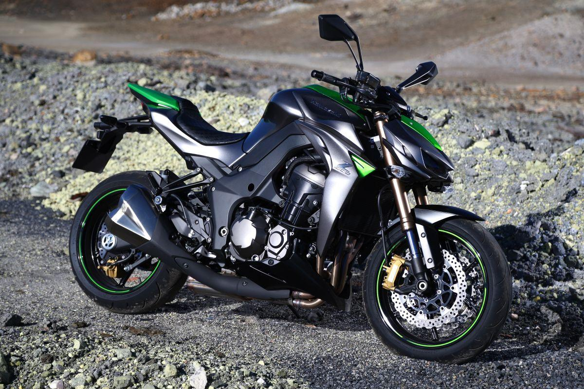 Kawasaki Z1000 Wallpapers 1920x1080