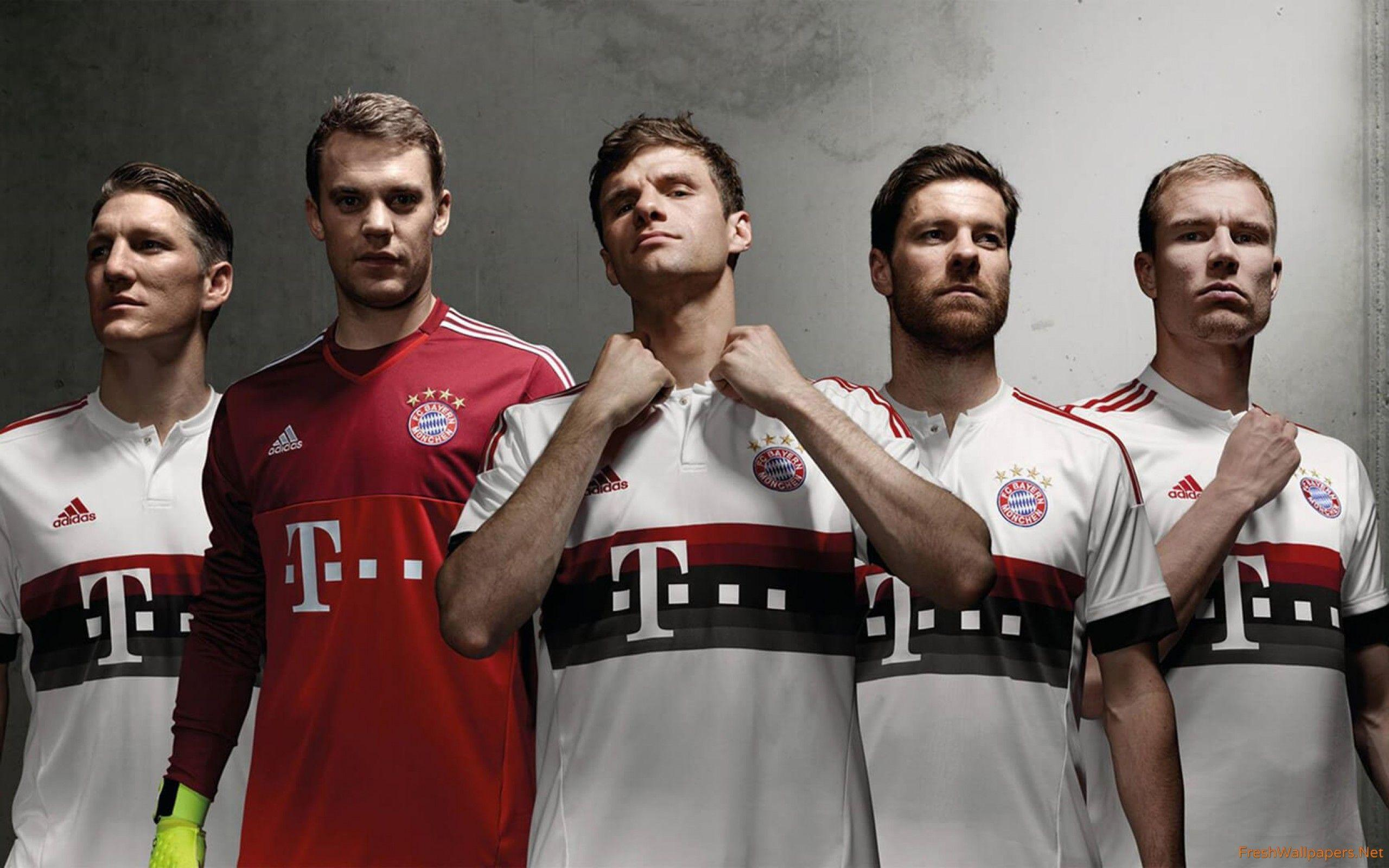 Bayern Munchen Soccer Team wallpaper – wallpaper free download