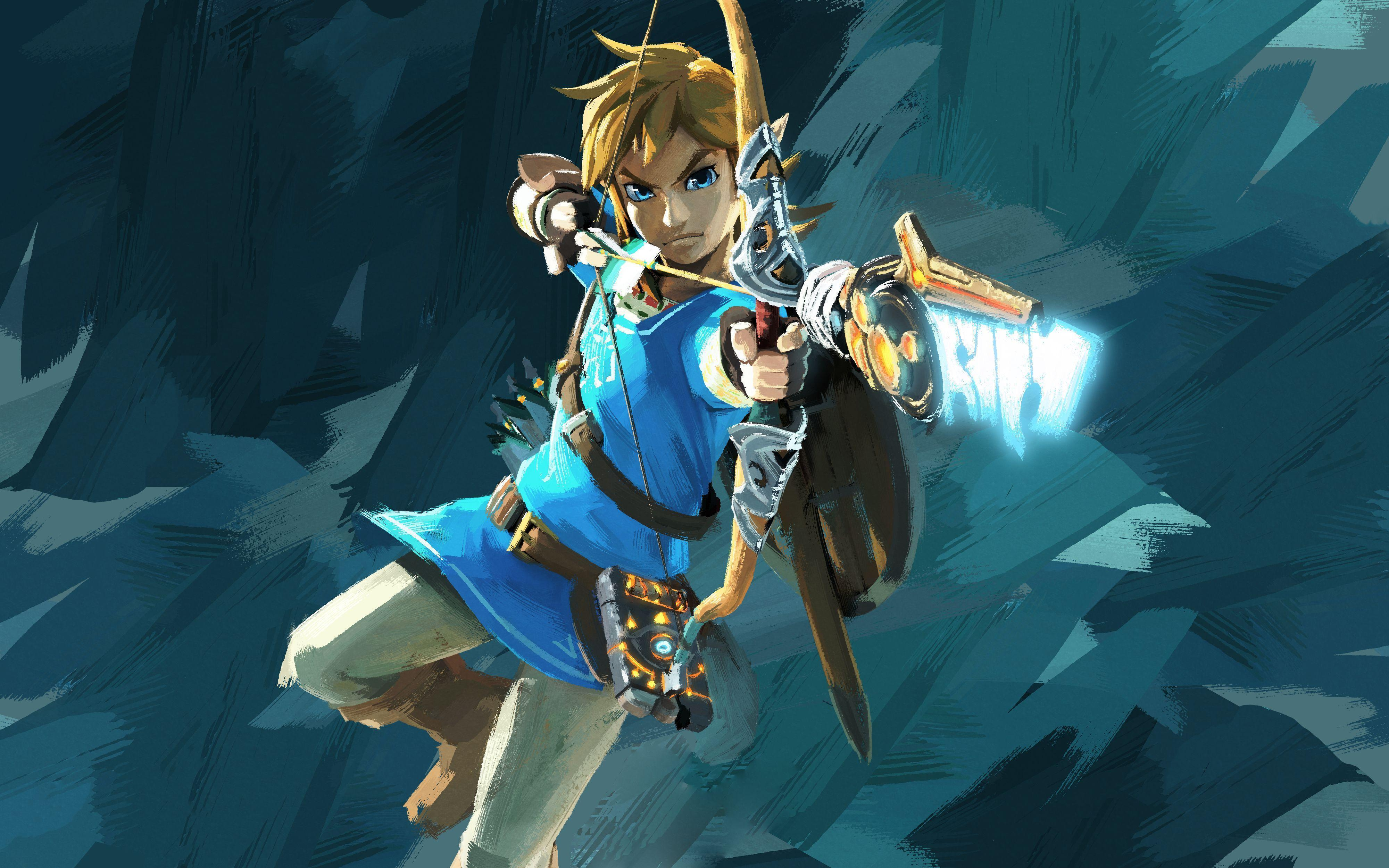 110 The Legend of Zelda: Breath of the Wild HD Wallpapers