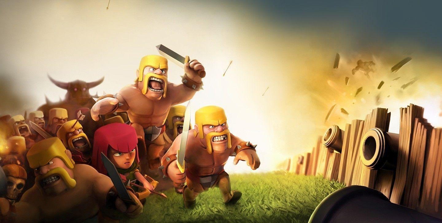Clash of Clans HD Wallpaper | Full HD Pictures