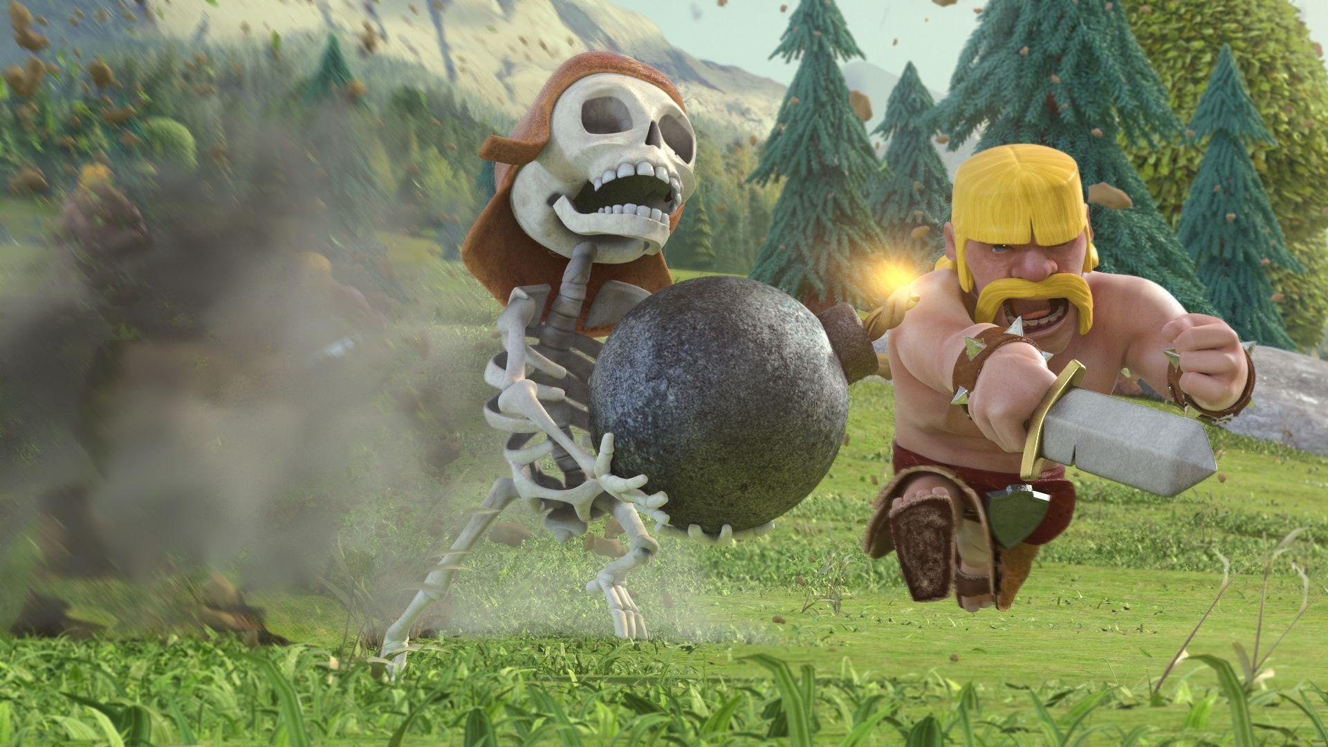 5 HD Clash of Clans Wallpapers - HDWallSource.com