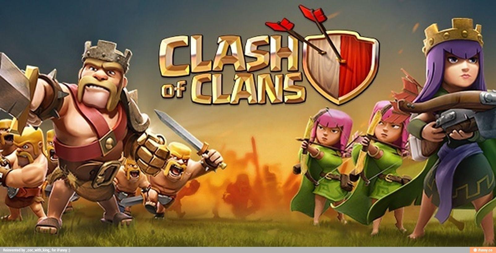 Extrêmement Clash Of Clans Wallpapers - Wallpaper Cave NB03