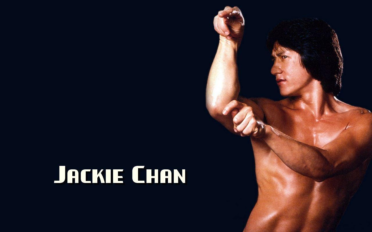 Jackie Chan Wallpapers Wallpaper Cave
