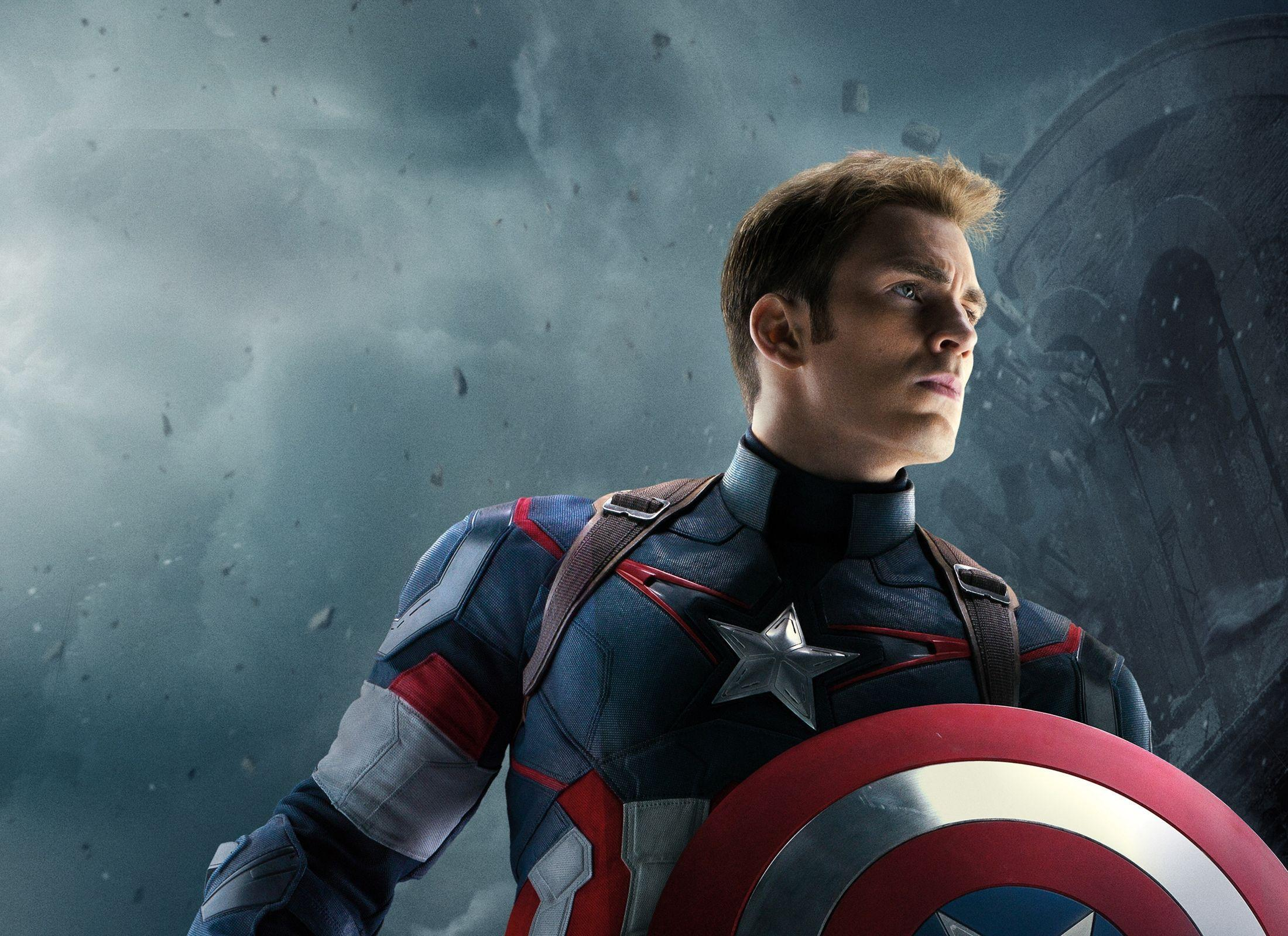 Captain America Wallpapers Wallpaper Cave