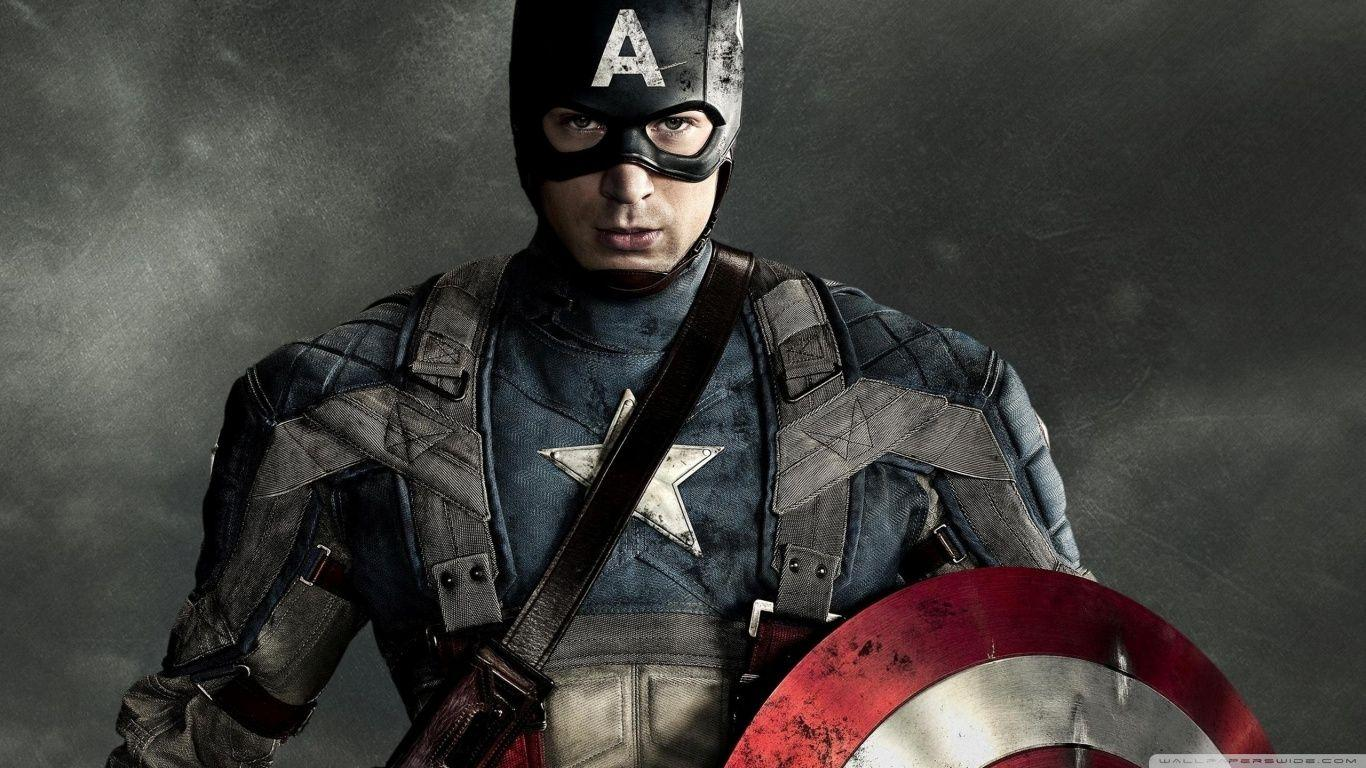 Captain America Wallpapers - Wallpaper Cave
