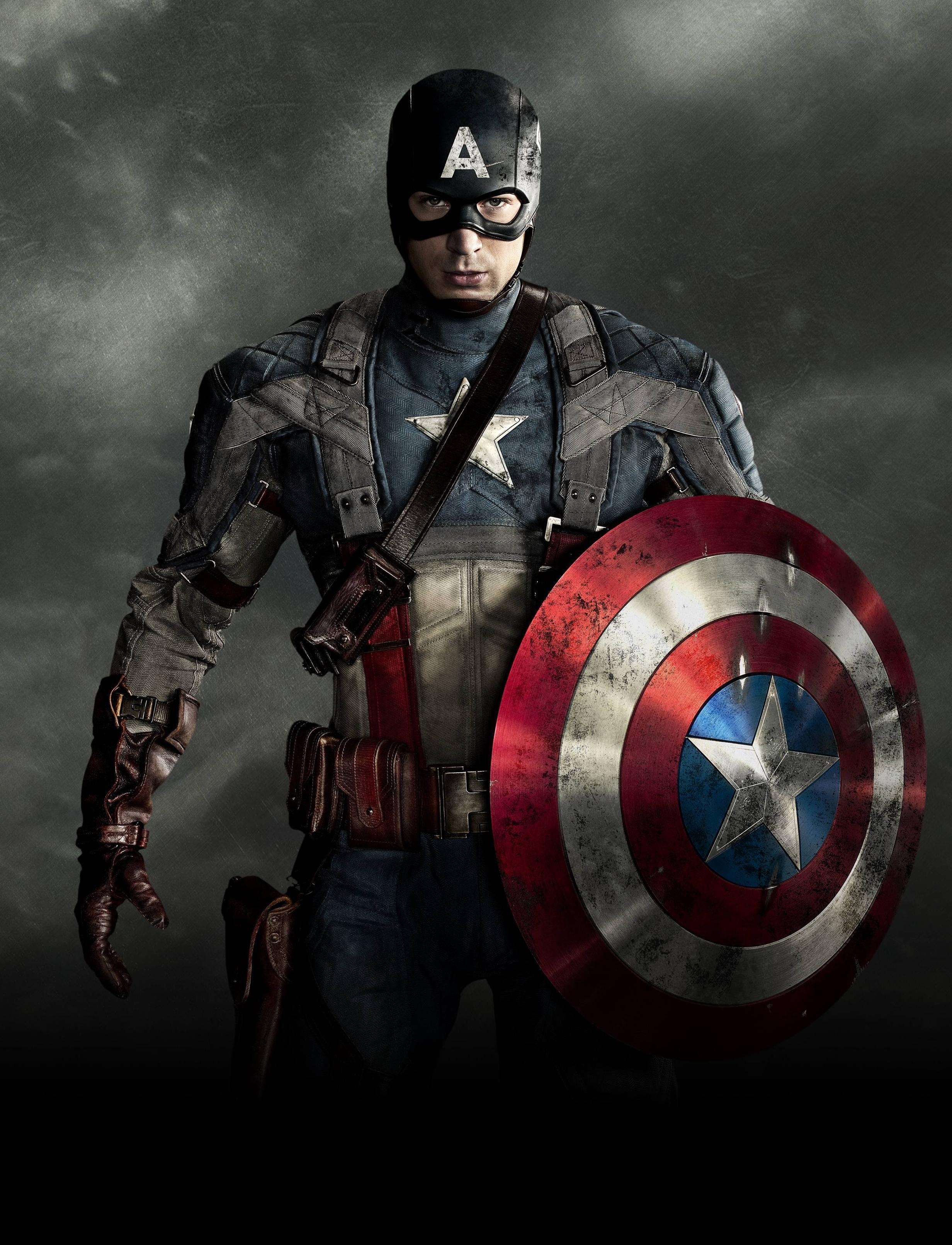 Amazing 46 Wallpapers of Captain America, Top Captain America .