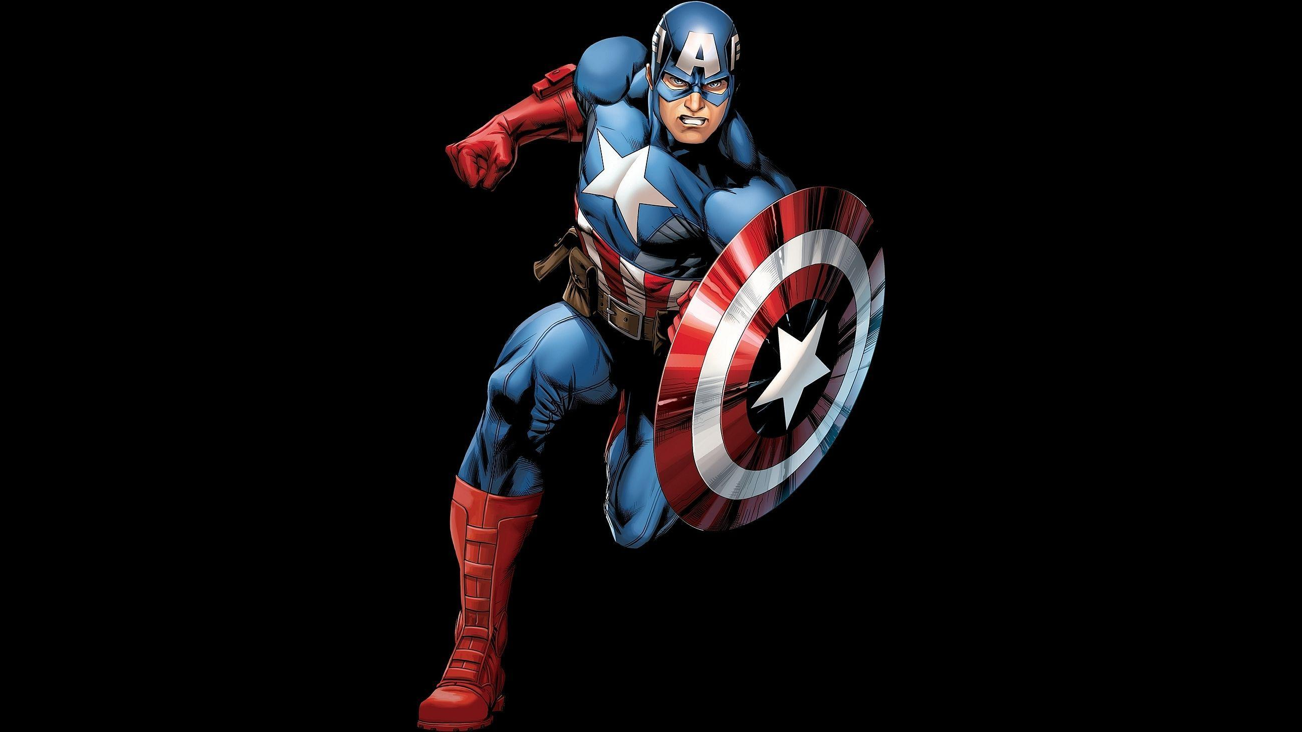 Captain America Wallpaper Hd Mobile