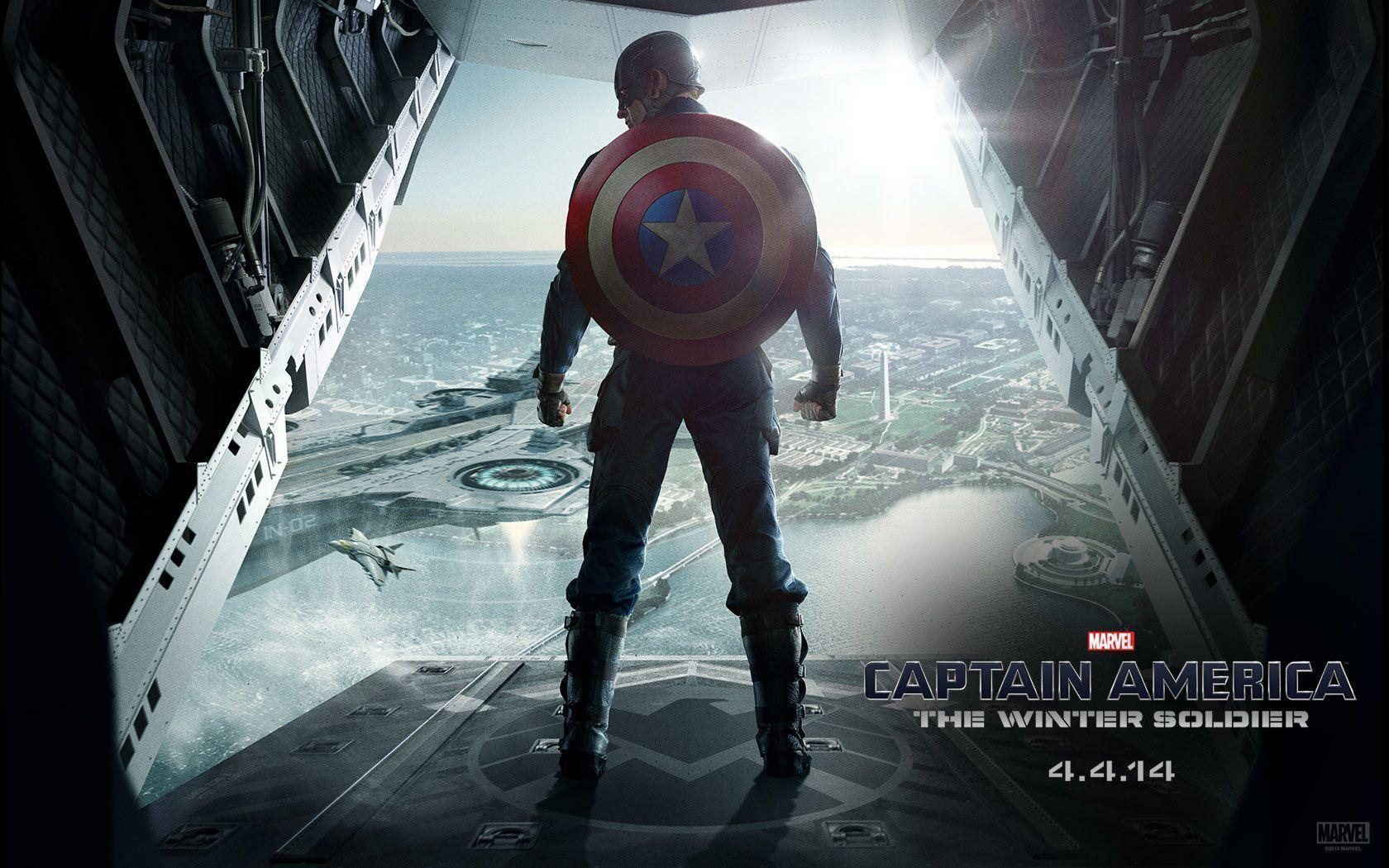 79 Captain America: The Winter Soldier HD Wallpapers