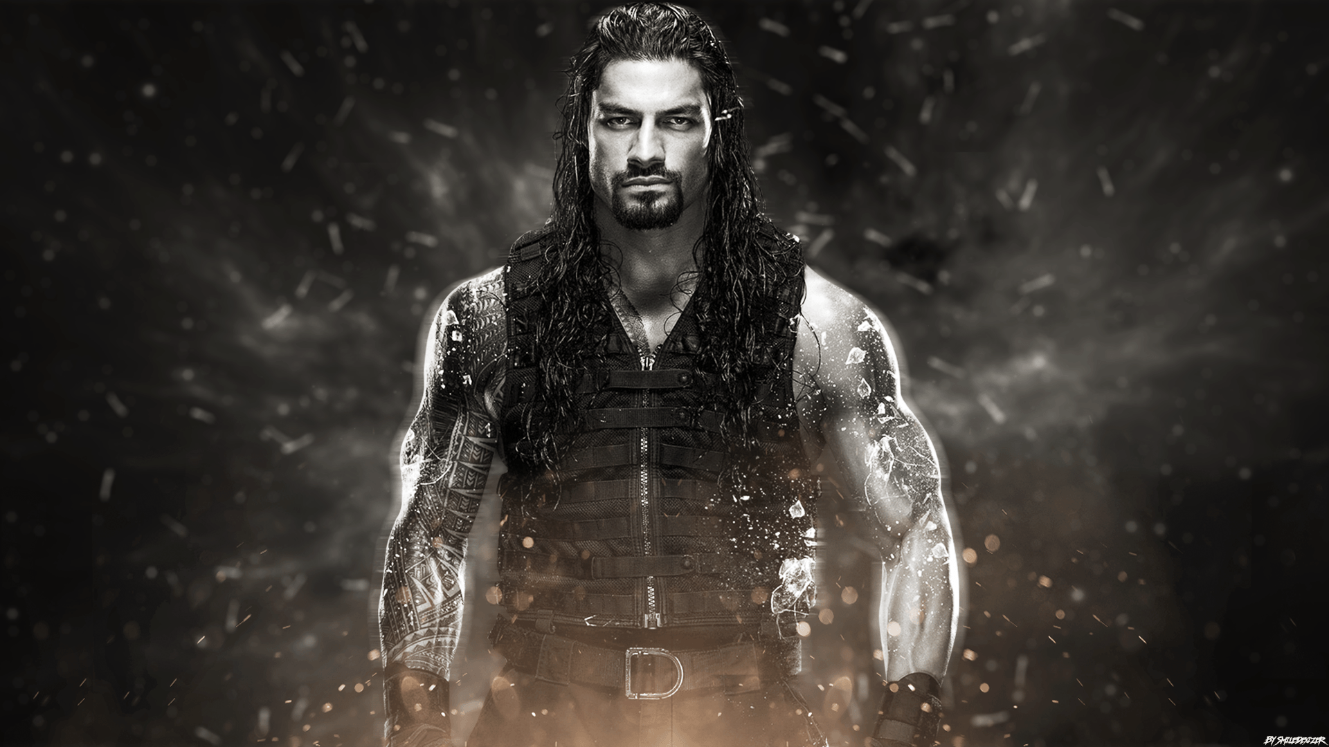 WWE Roman Reigns Wallpaper HD Best Collection Download