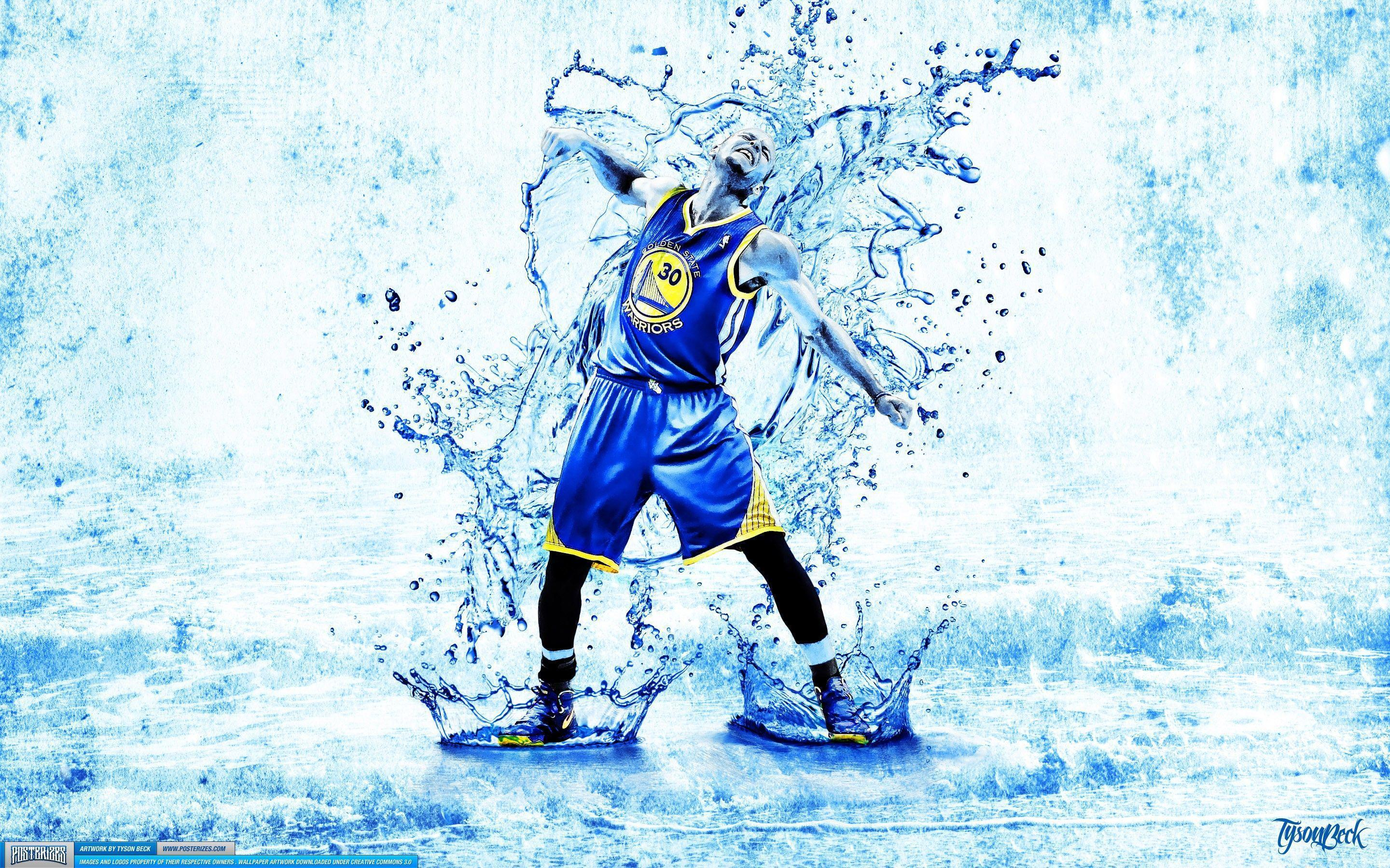Stephen Curry 2015 Golden State Warriors NBA Wallpaper free ...
