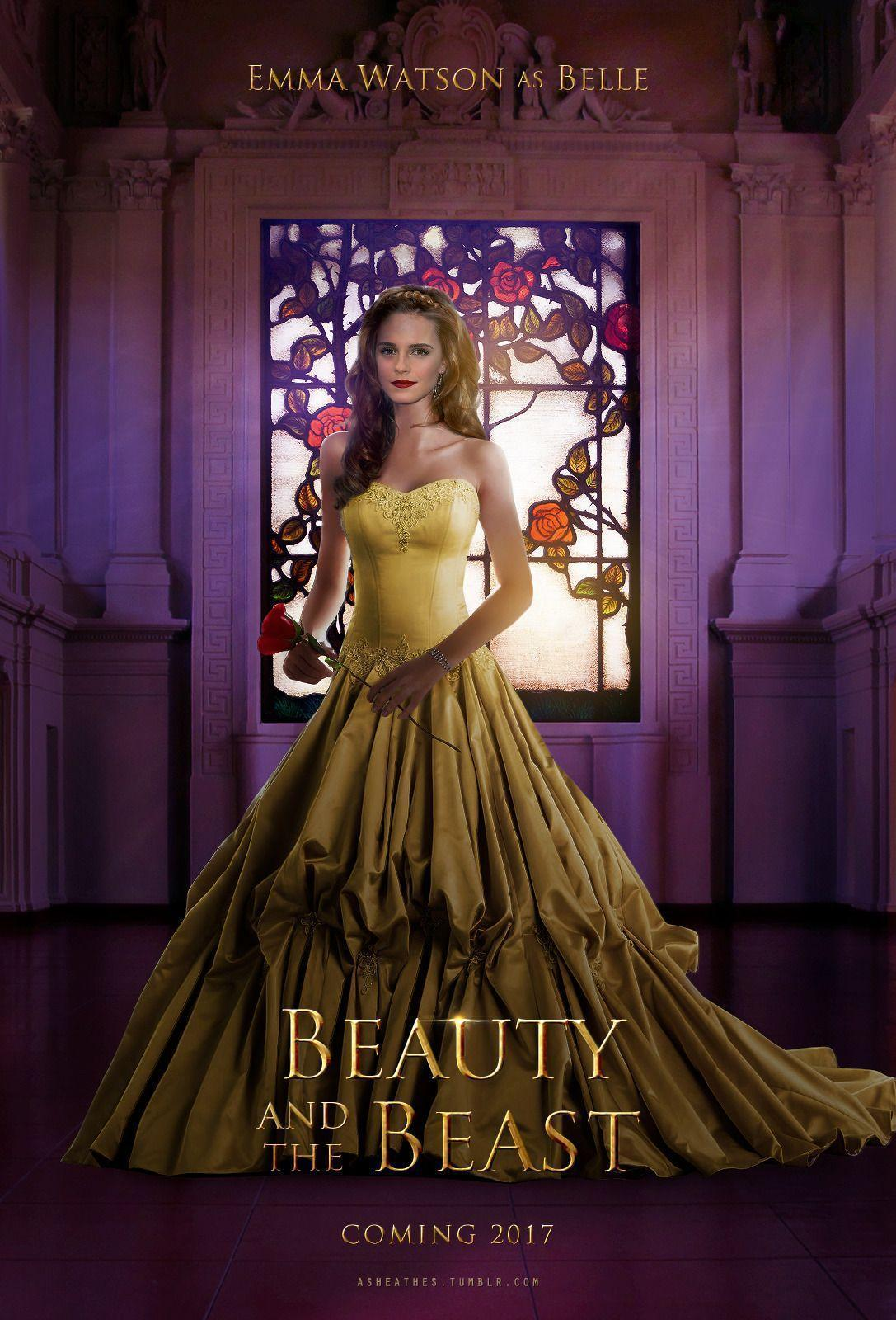 Cosmetics And Makeup: Beauty And The Beast 2017 HD Wallpapers