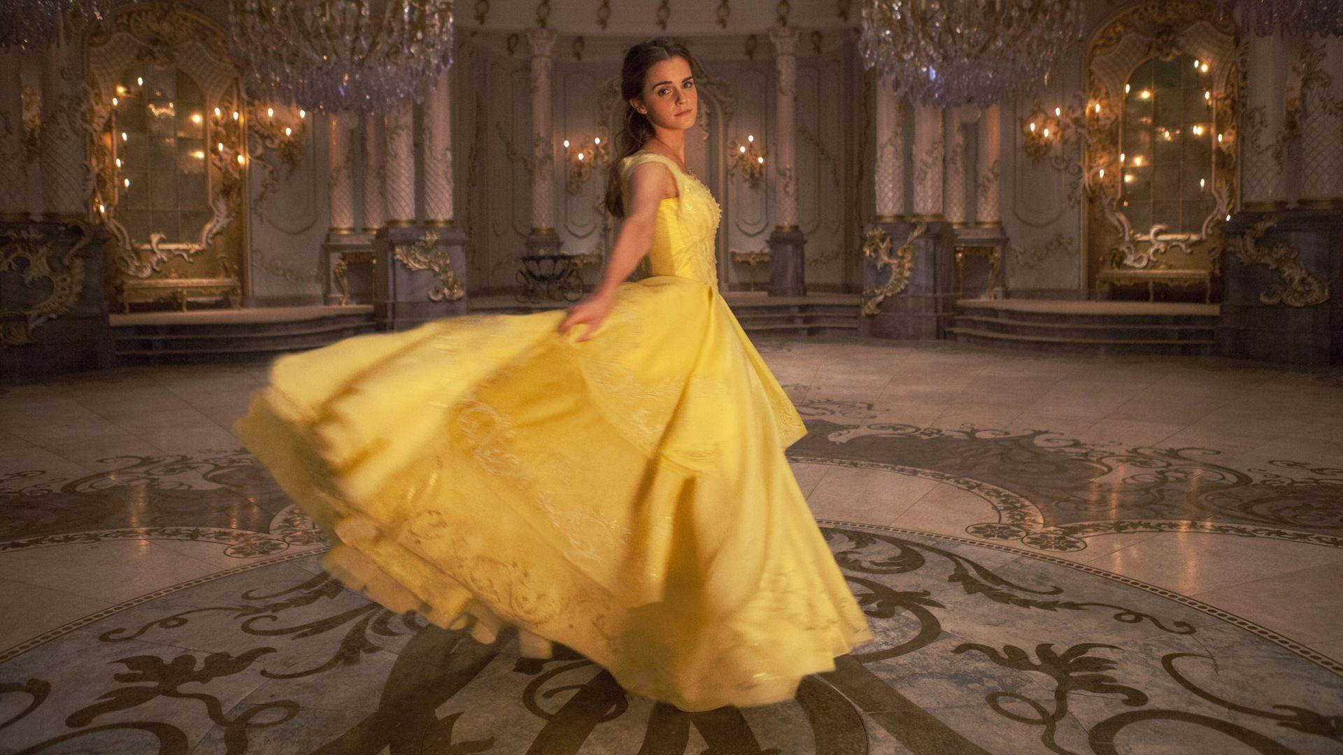 beauty and the beast 2017 hd wallpapers - wallpaper cave