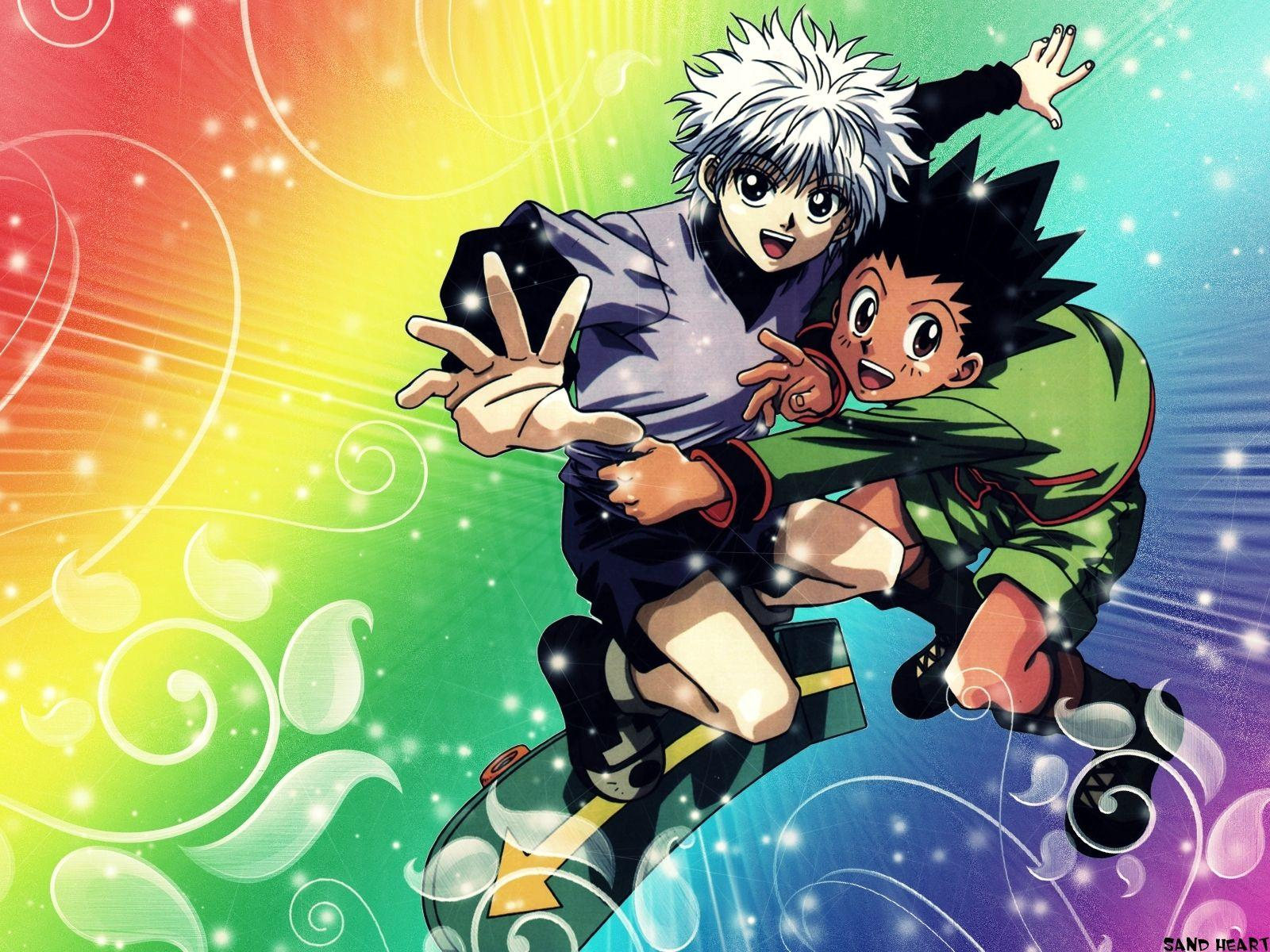 Hunter x Hunter HD Wallpapers and Backgrounds
