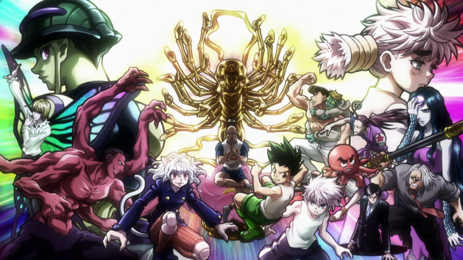 Hunter X Hunter Wallpapers Wallpaper Cave