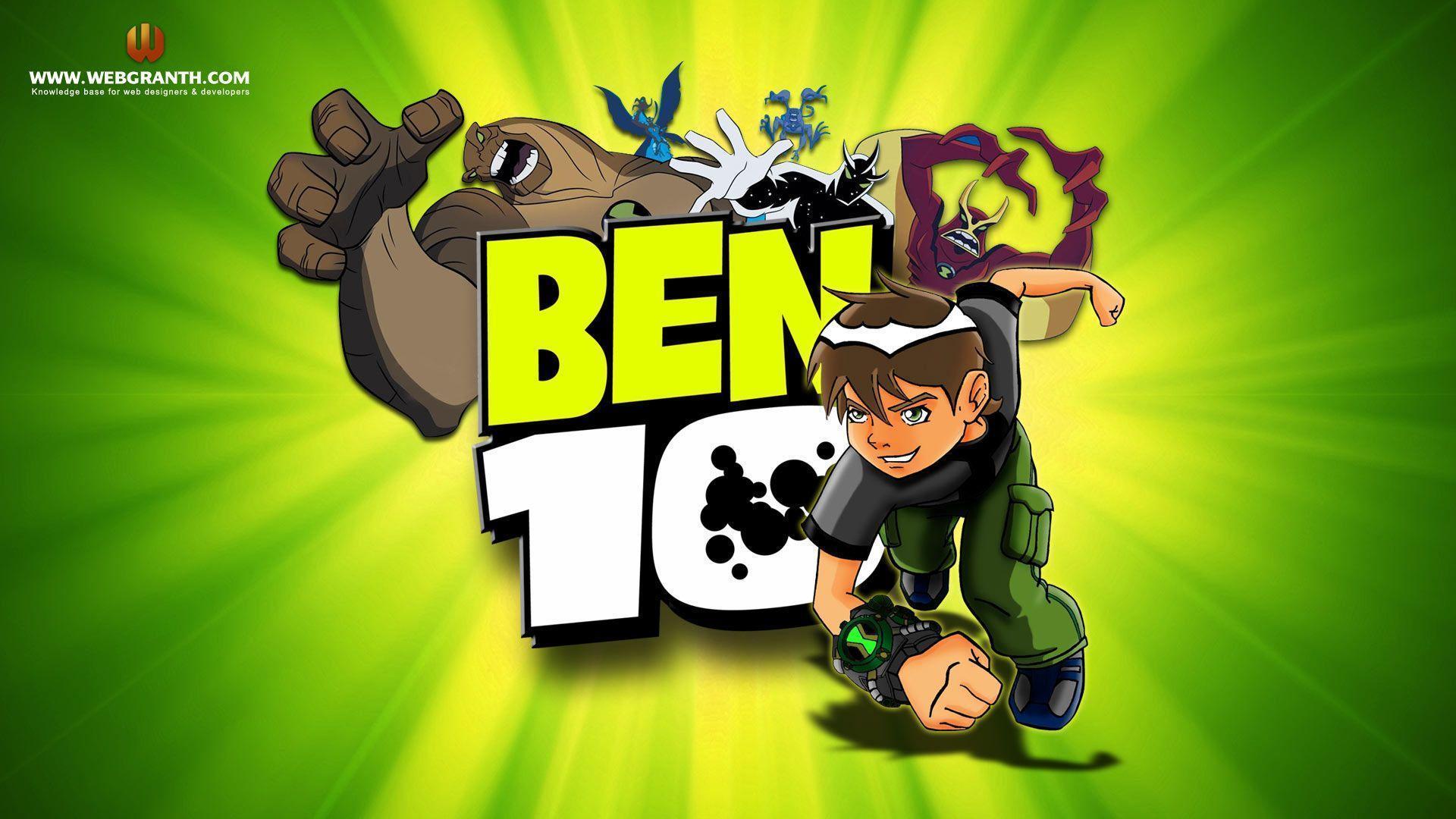ben 10 games online