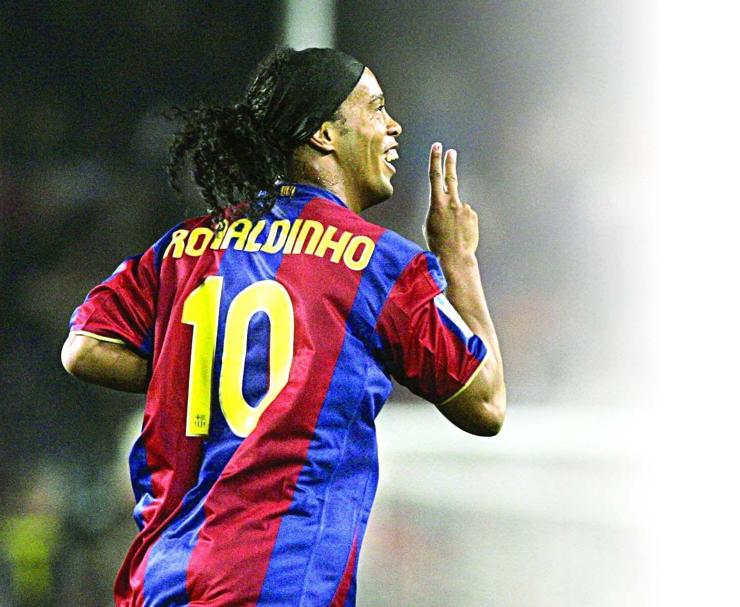 Image Gallery Ronaldinho Hd