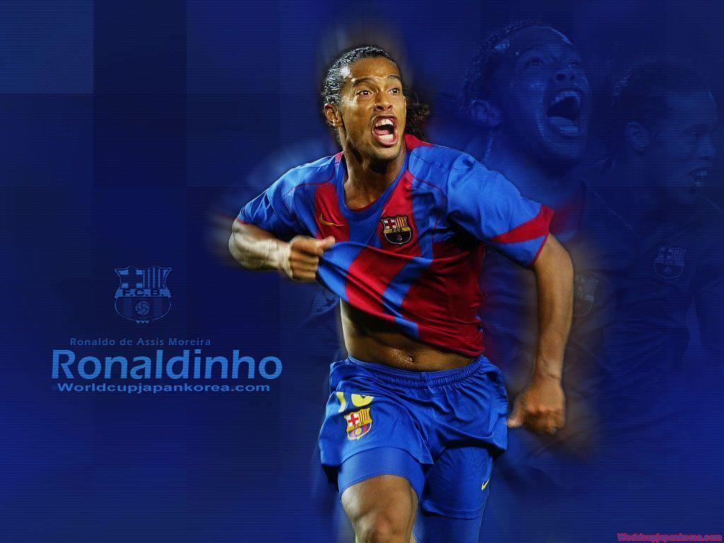 Ronaldinho Football Sport Desktop Photos: Ronaldinho Wallpapers