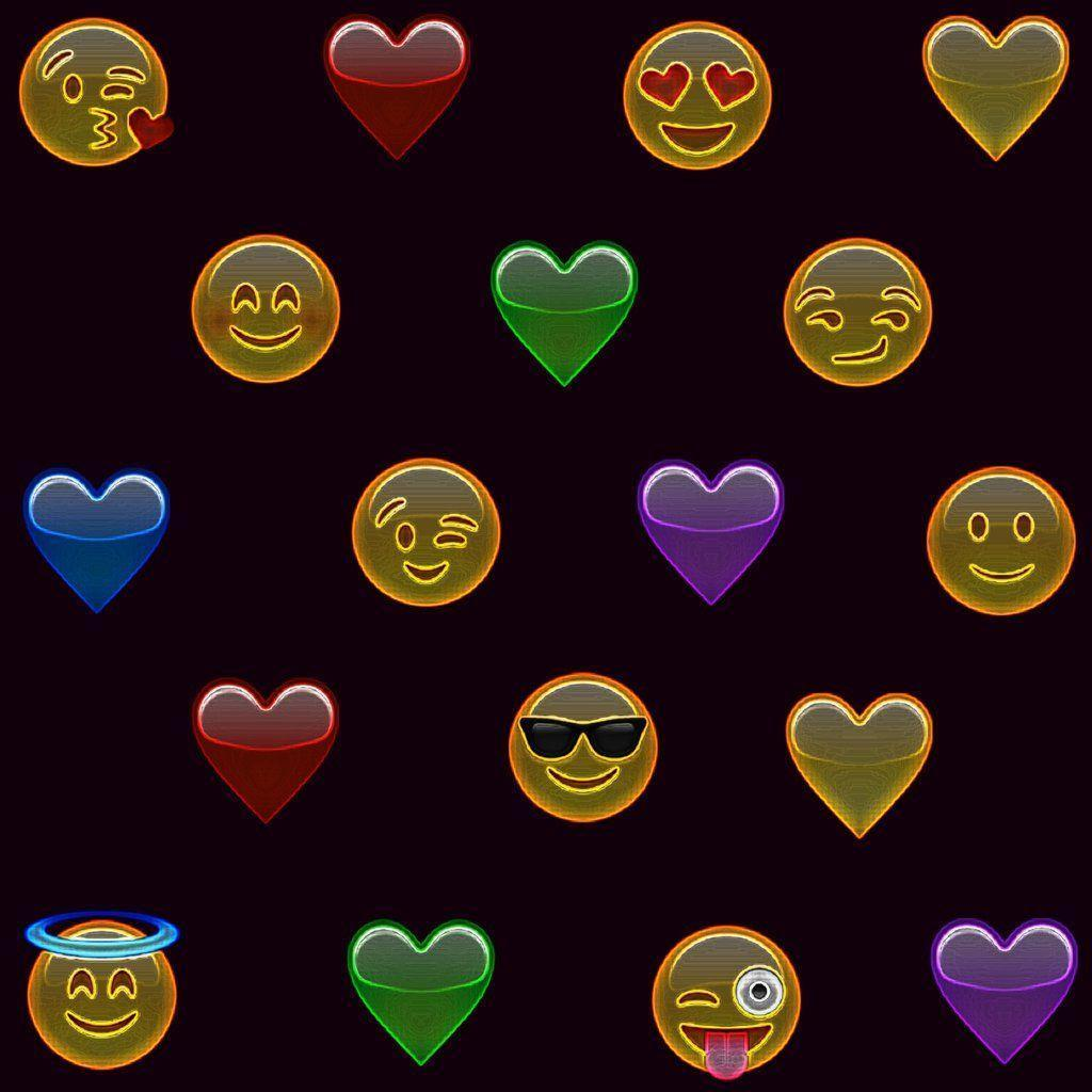 free emoji wallpapers