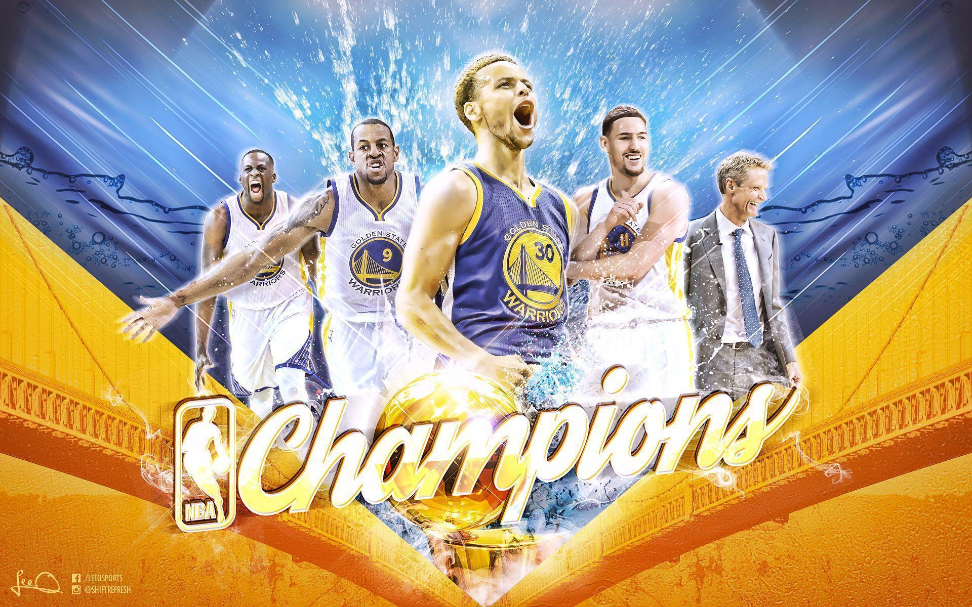 Golden State Warriors Champions