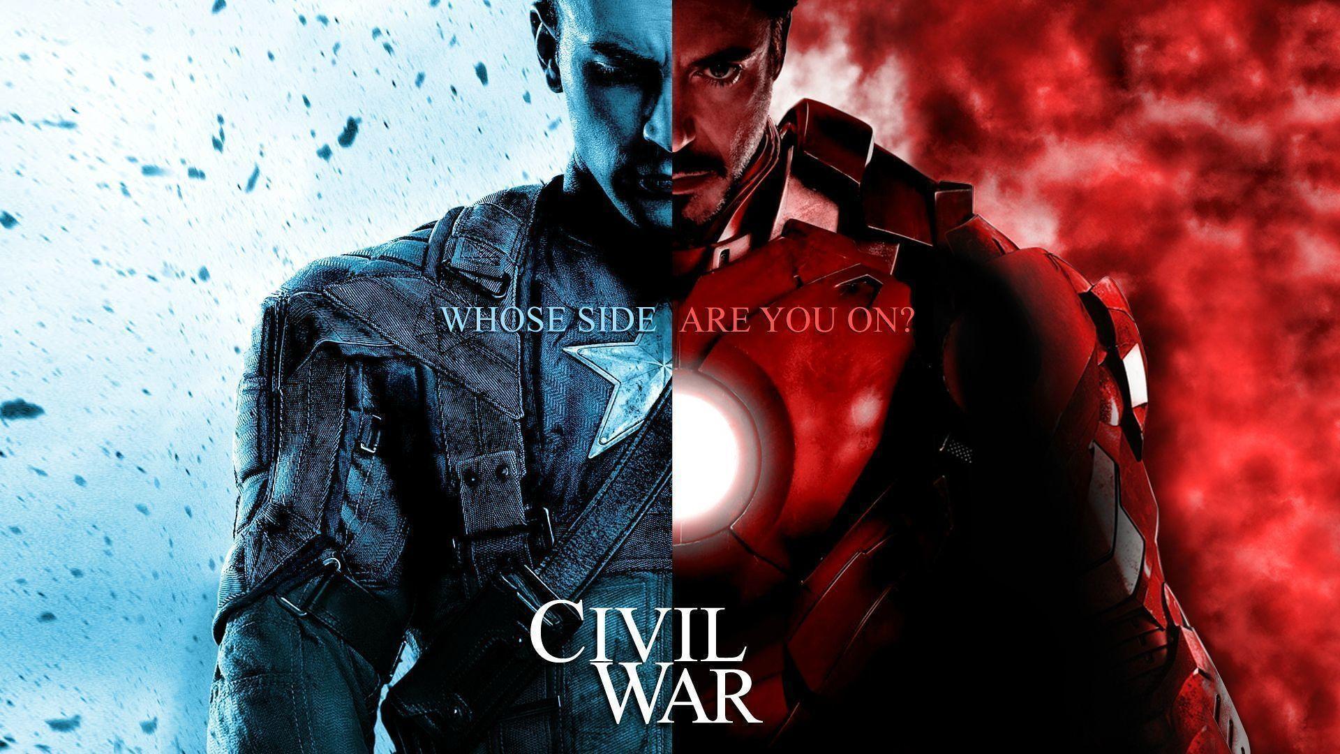 Captain America Civil War Wallpapers Wallpaper Cave