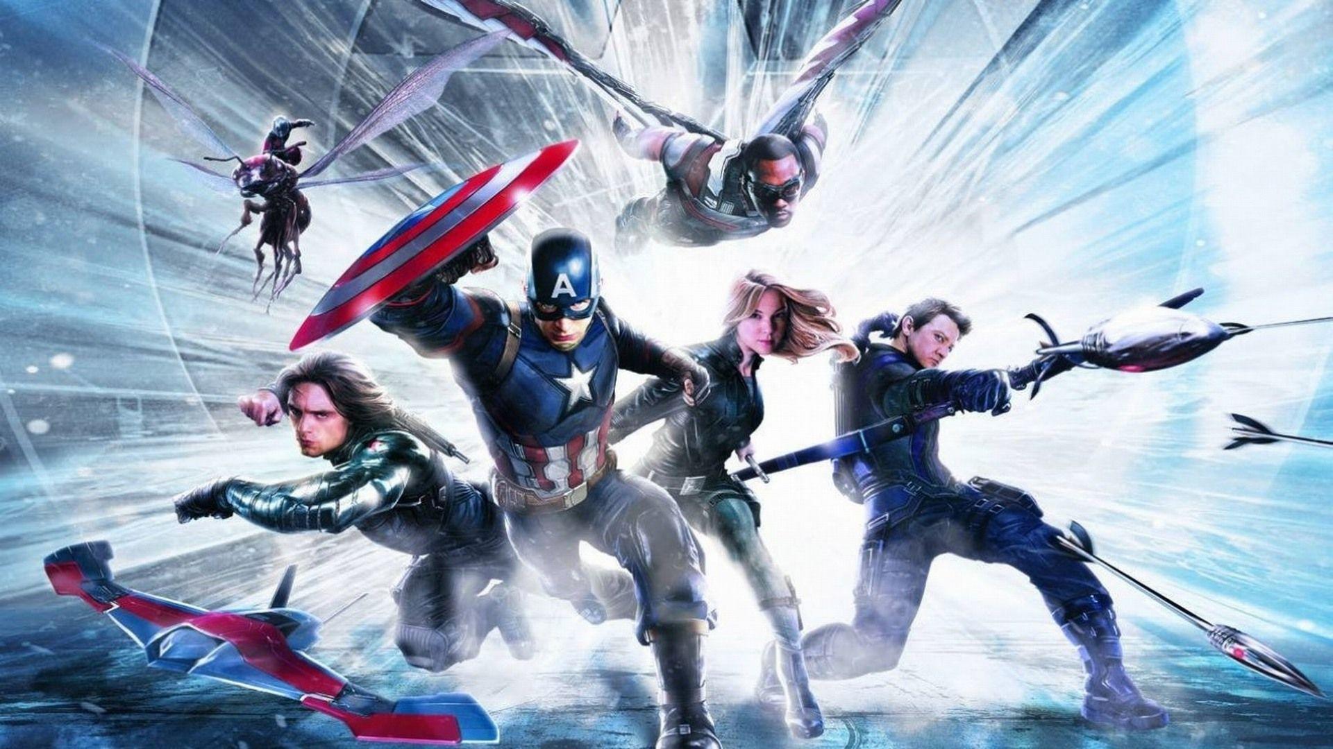 captain america civil war wallpapers - wallpaper cave