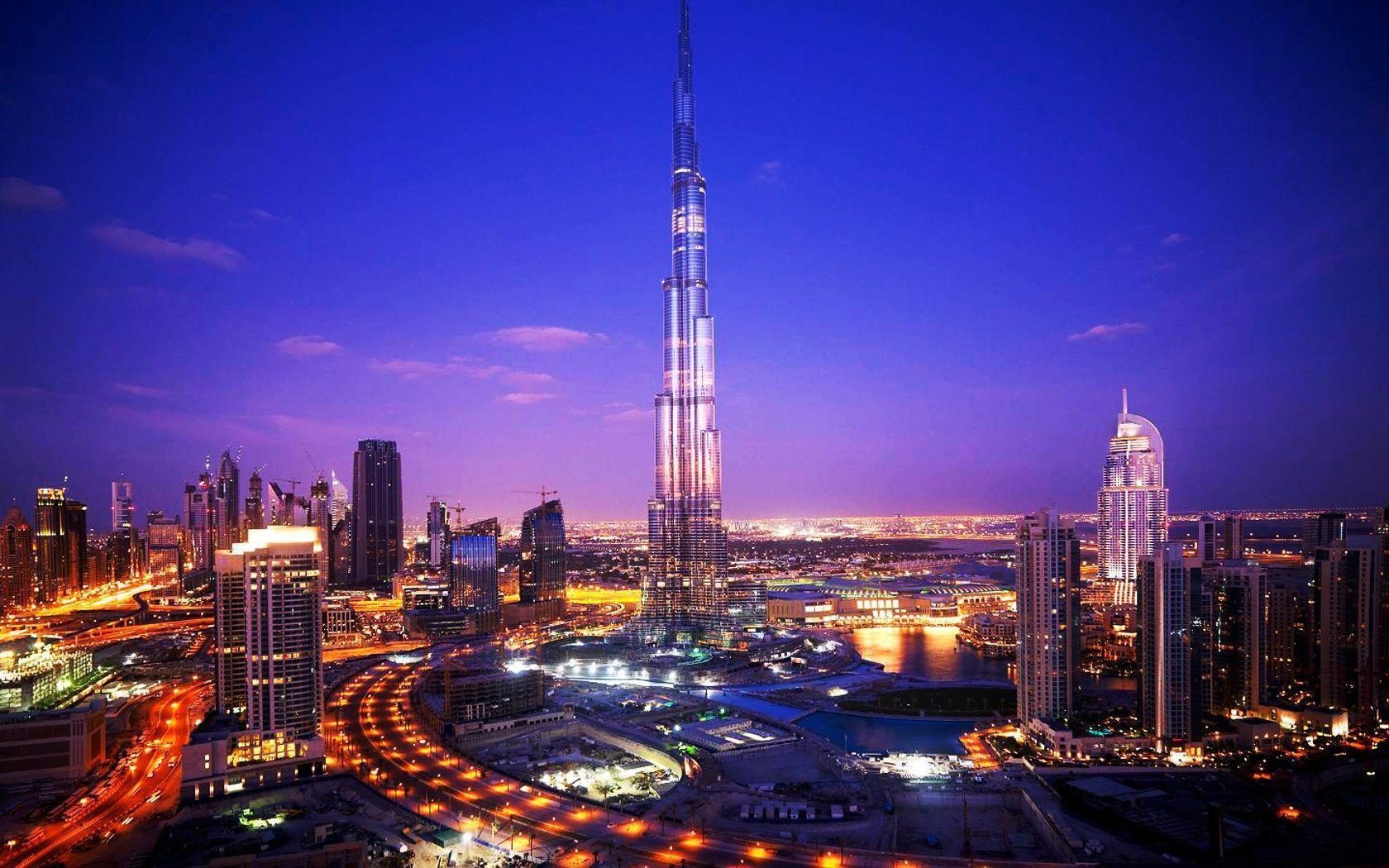 Burj Khalifa Tower Dubai Wallpapers | HD Wallpapers